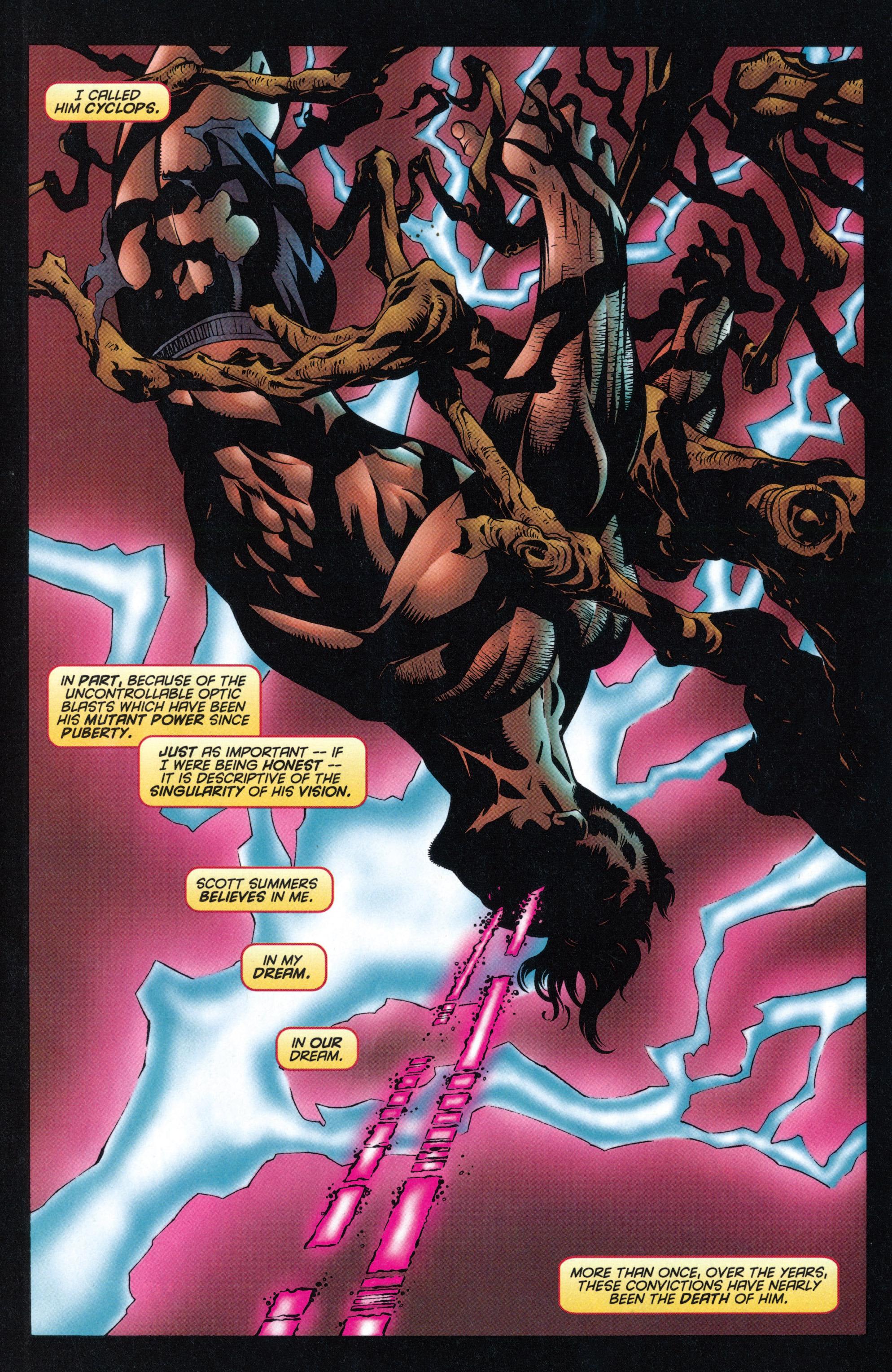 X-Men (1991) 50 Page 2