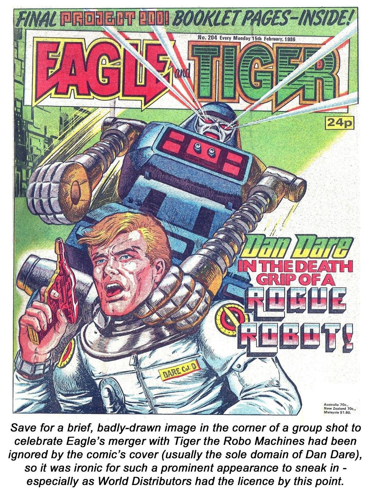 Read online Robo Machines comic -  Issue # TPB - 124