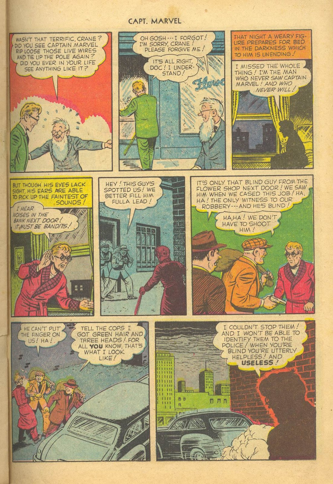 Captain Marvel Adventures issue 132 - Page 21