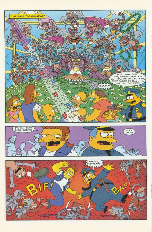 Read online Simpsons Comics comic -  Issue #41 - 17