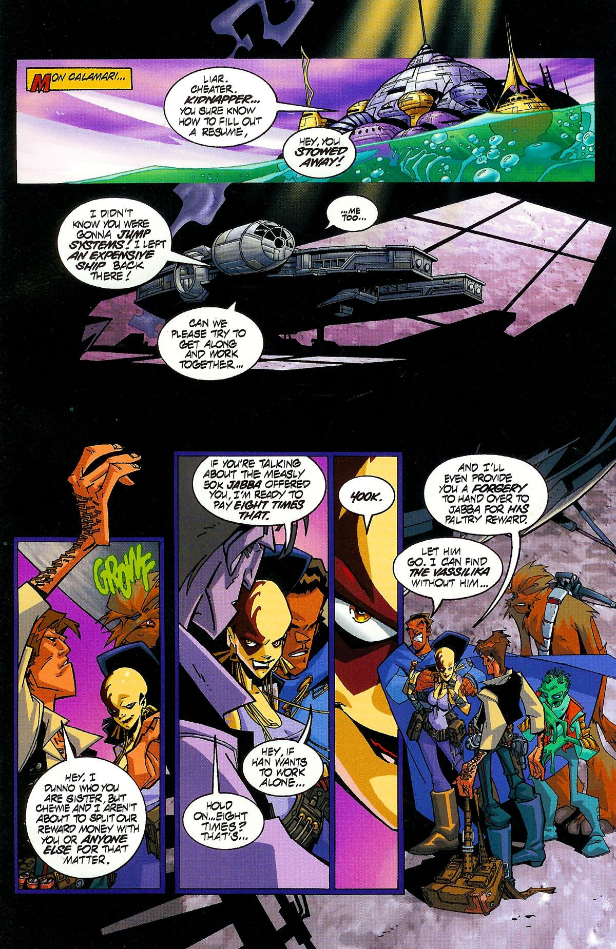 Read online Star Wars Omnibus comic -  Issue # Vol. 12 - 142