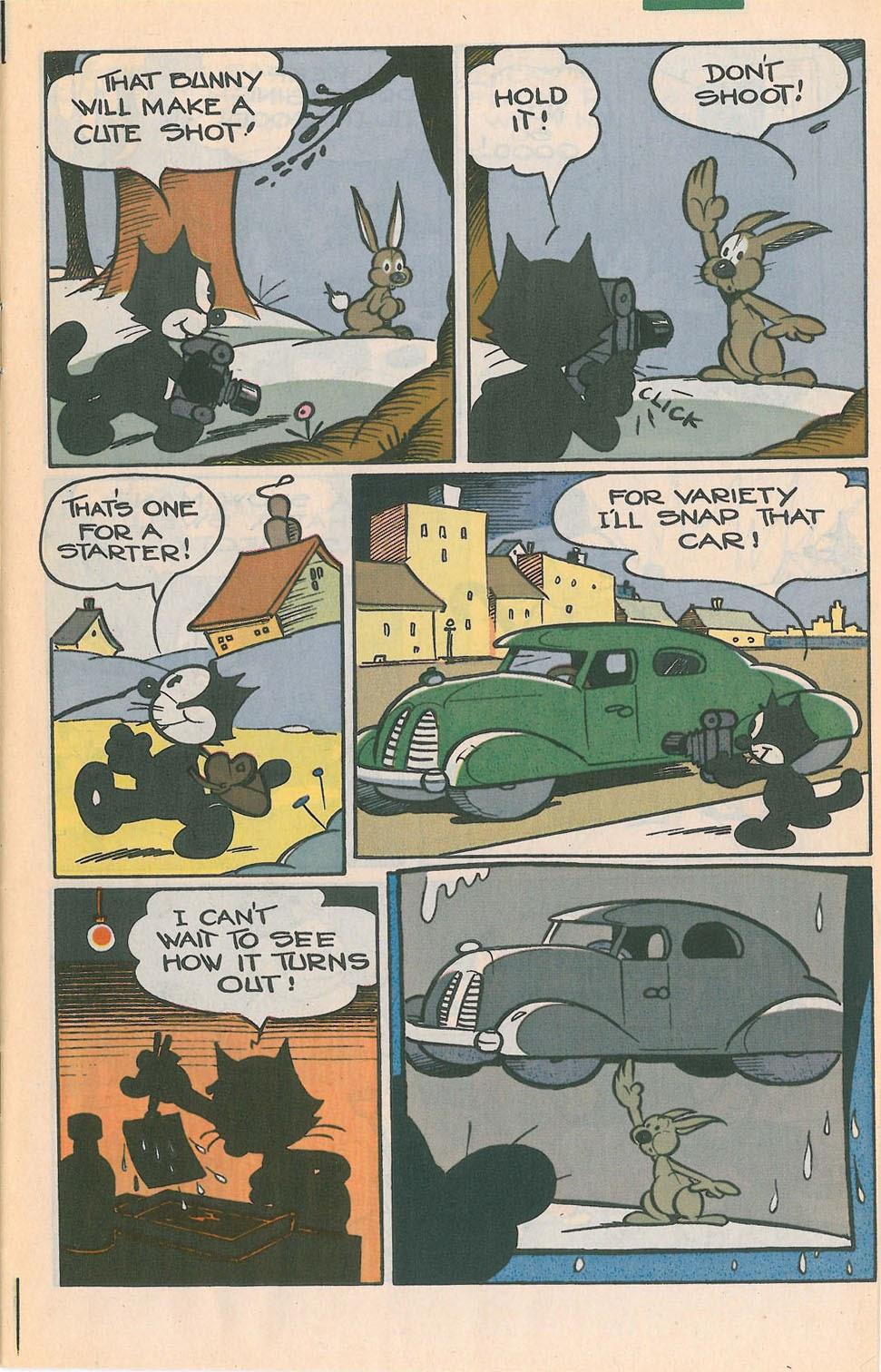 Read online Felix the Cat comic -  Issue #4 - 5