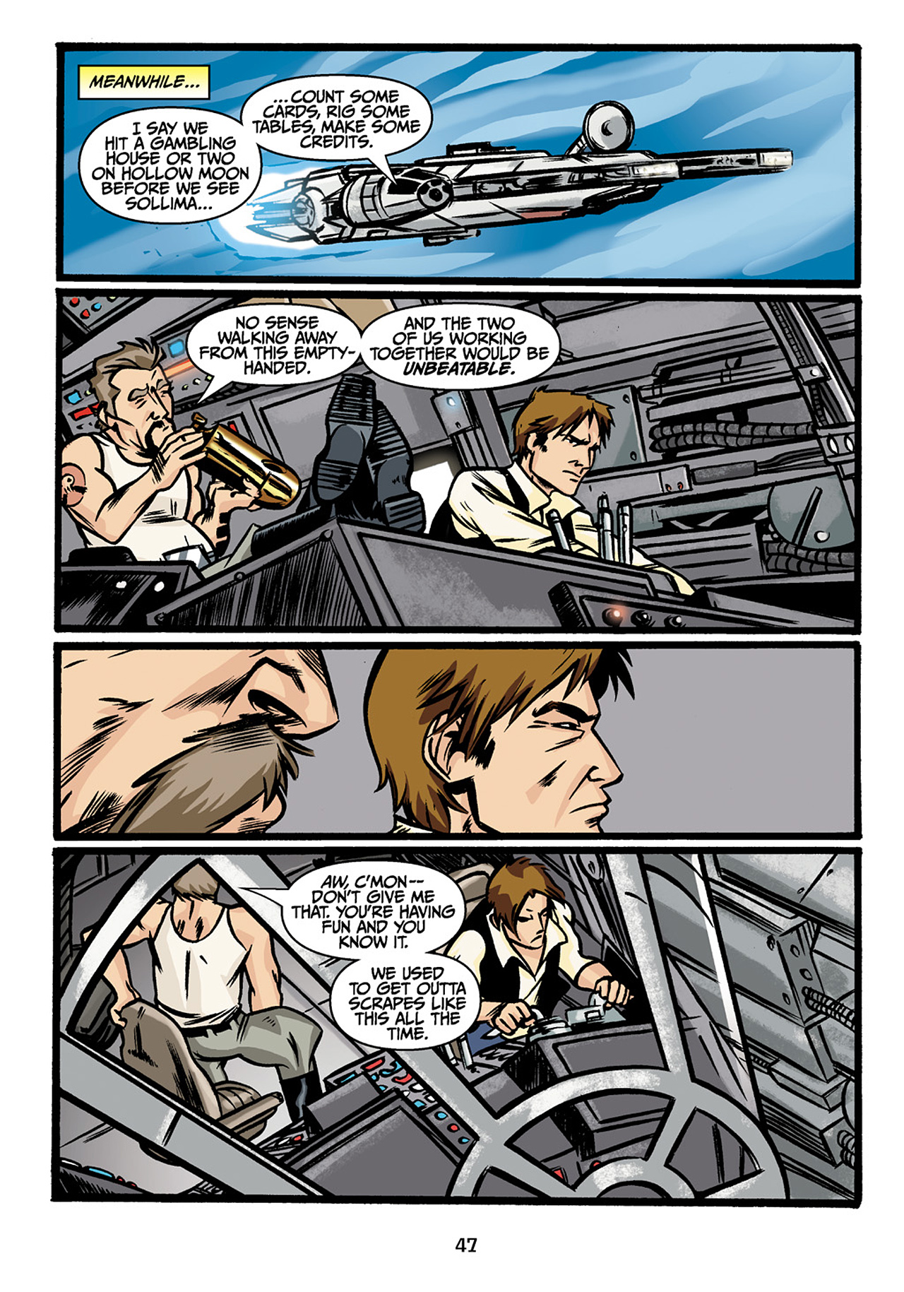 Read online Star Wars Omnibus comic -  Issue # Vol. 33 - 49