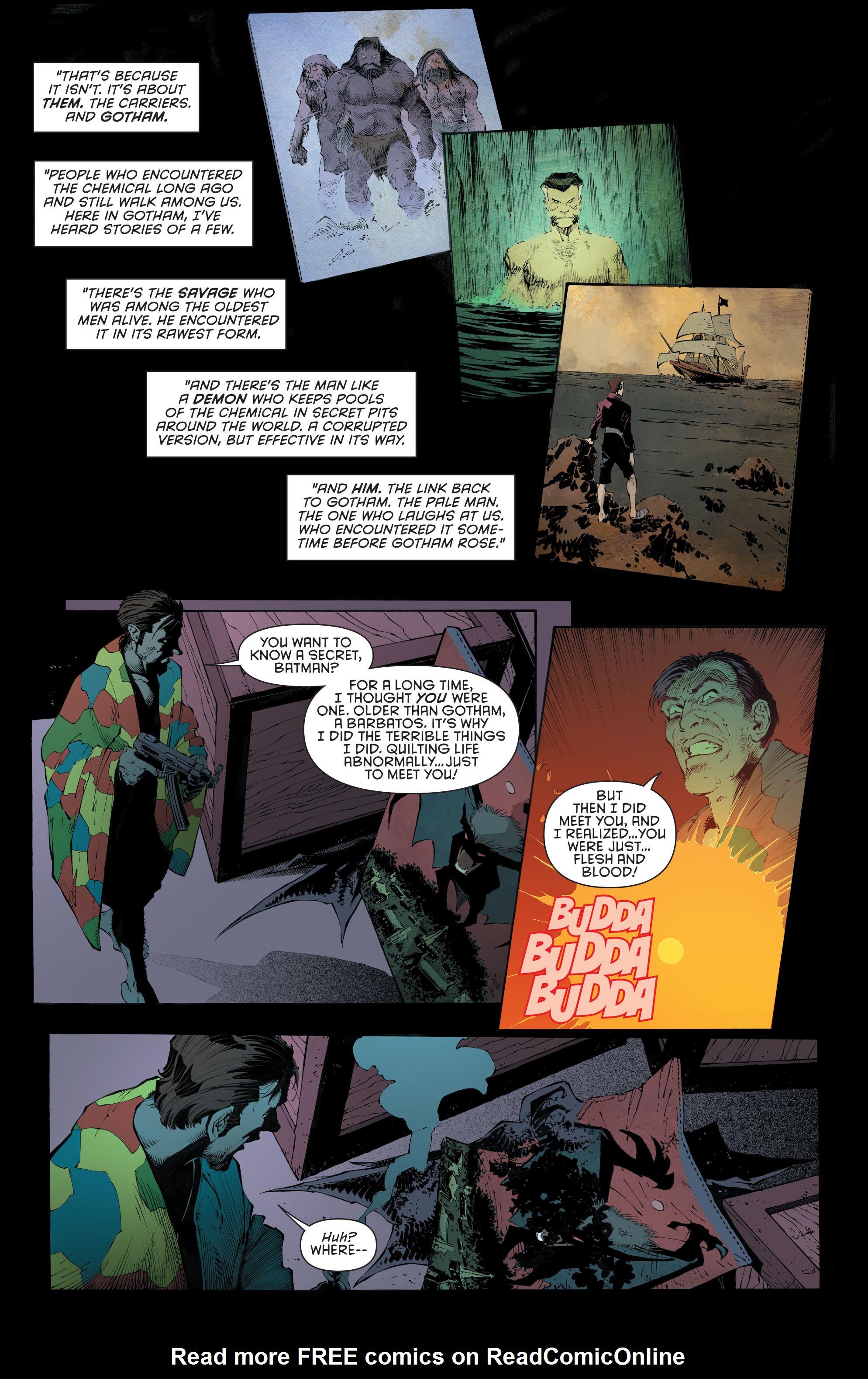 Read online Batman (2011) comic -  Issue # _TPB 7 - 95
