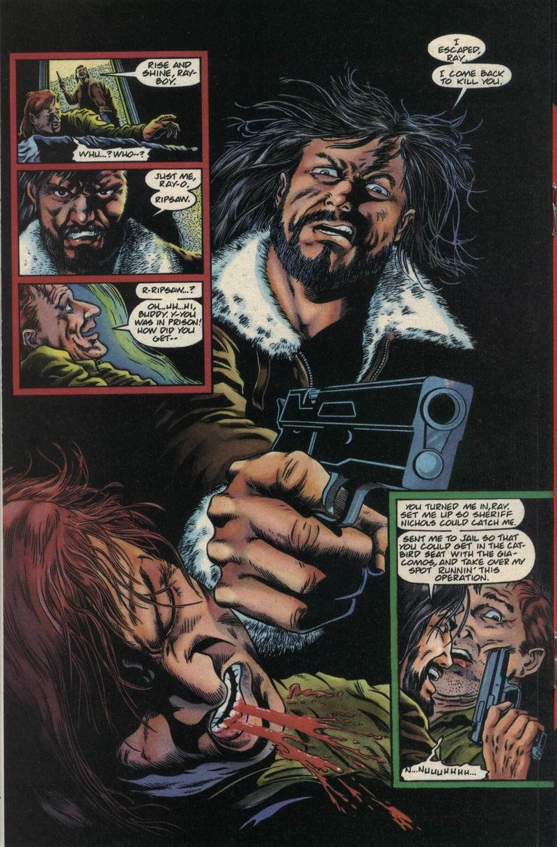 Read online Turok, Dinosaur Hunter (1993) comic -  Issue #21 - 14