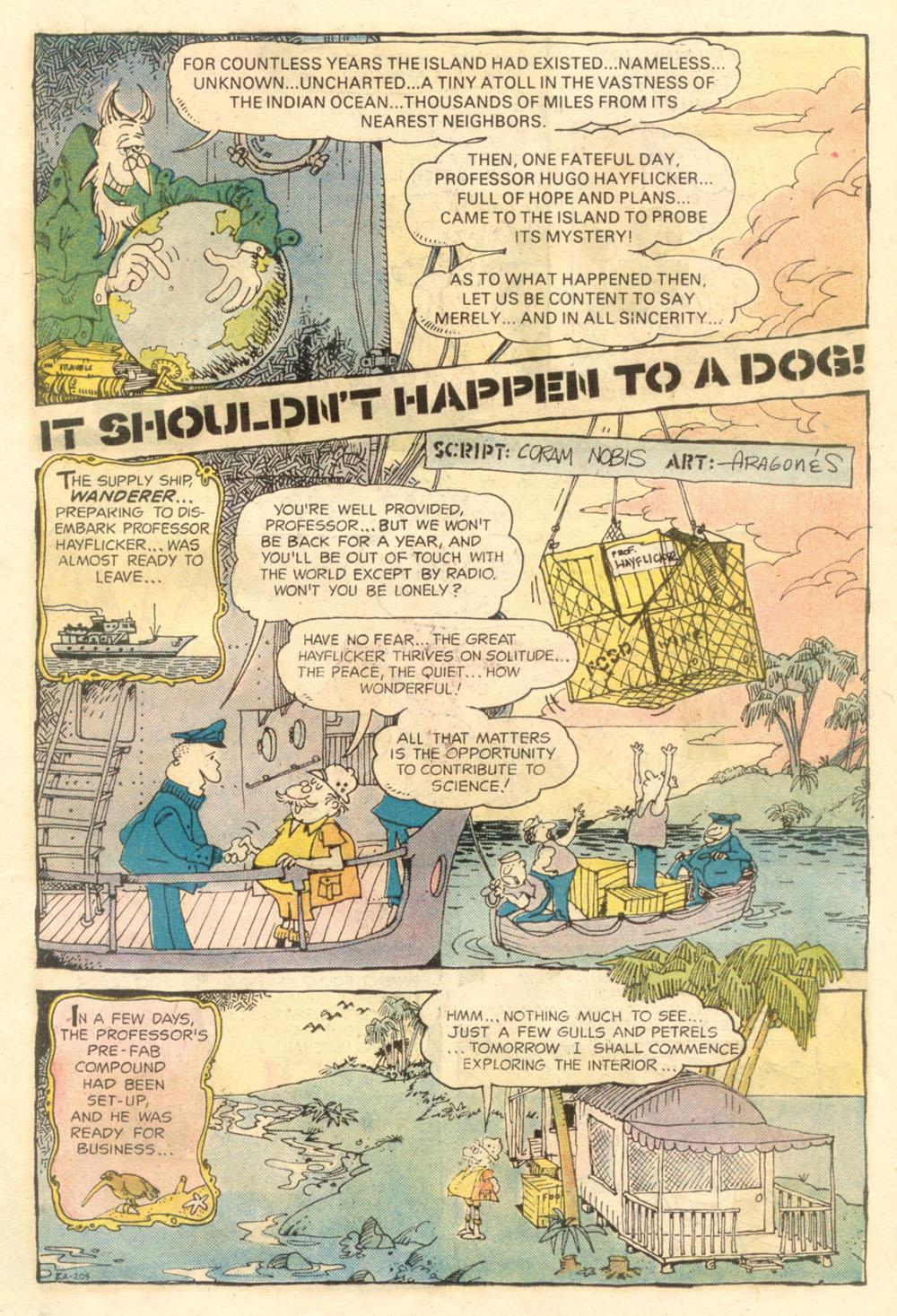 Read online Plop! comic -  Issue #21 - 23