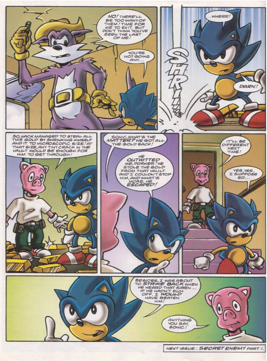 Read online Sonic the Comic comic -  Issue #142 - 8