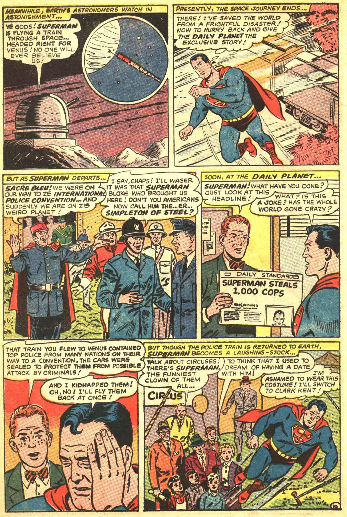 Read online Action Comics (1938) comic -  Issue #333 - 14
