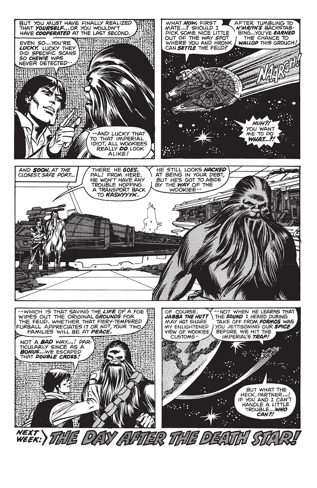 Read online Star Wars Legends: The Original Marvel Years - Epic Collection comic -  Issue # TPB 2 (Part 4) - 32