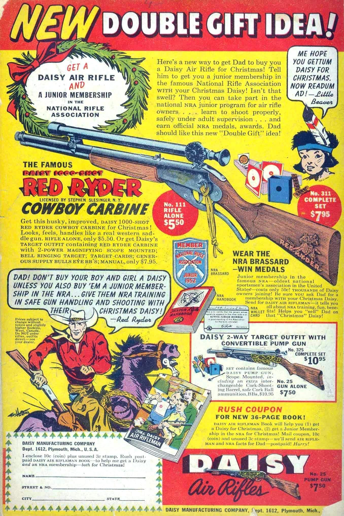 Read online Adventure Comics (1938) comic -  Issue #172 - 44