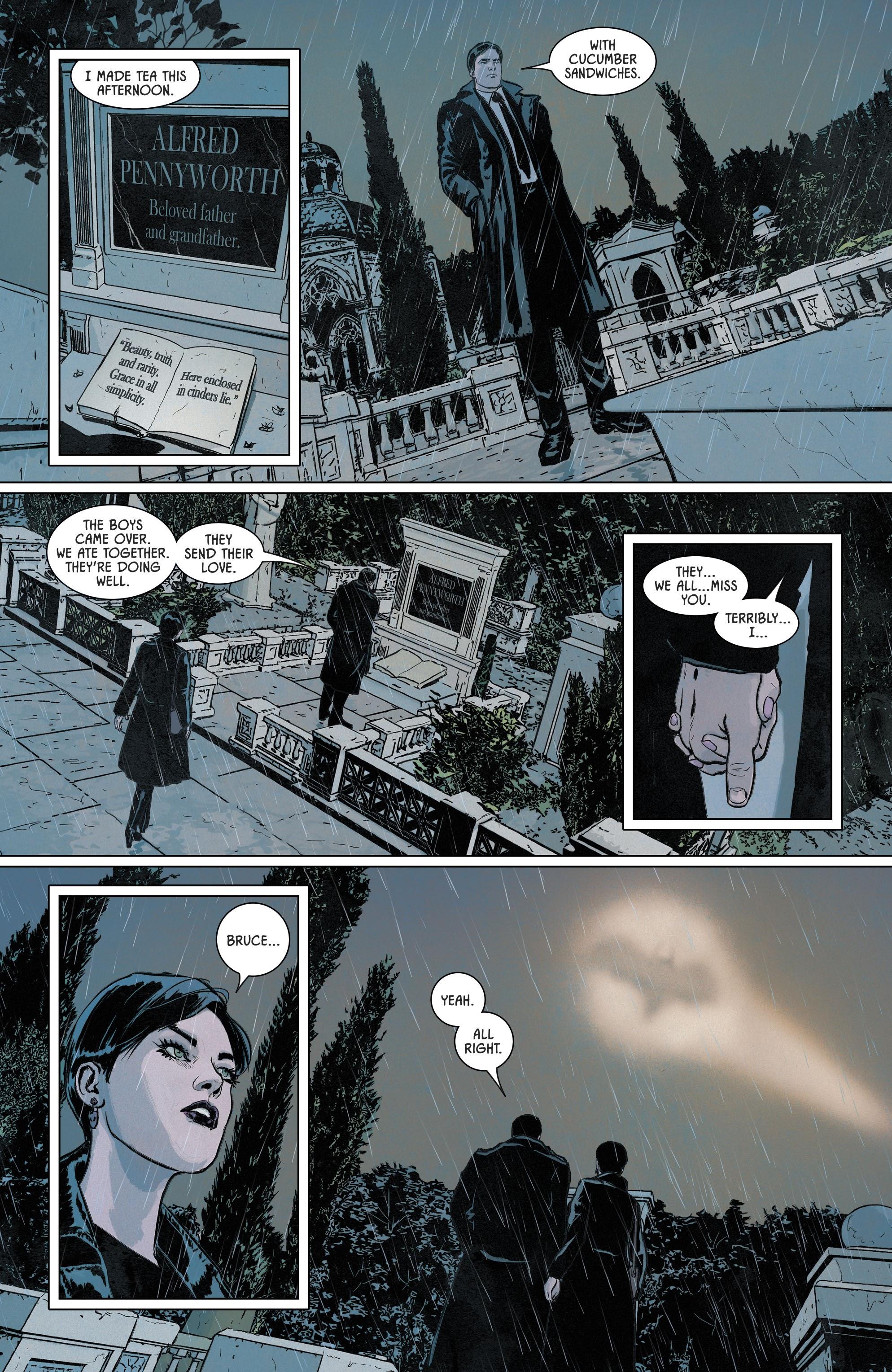 Batman 85 DC Comics Tom King