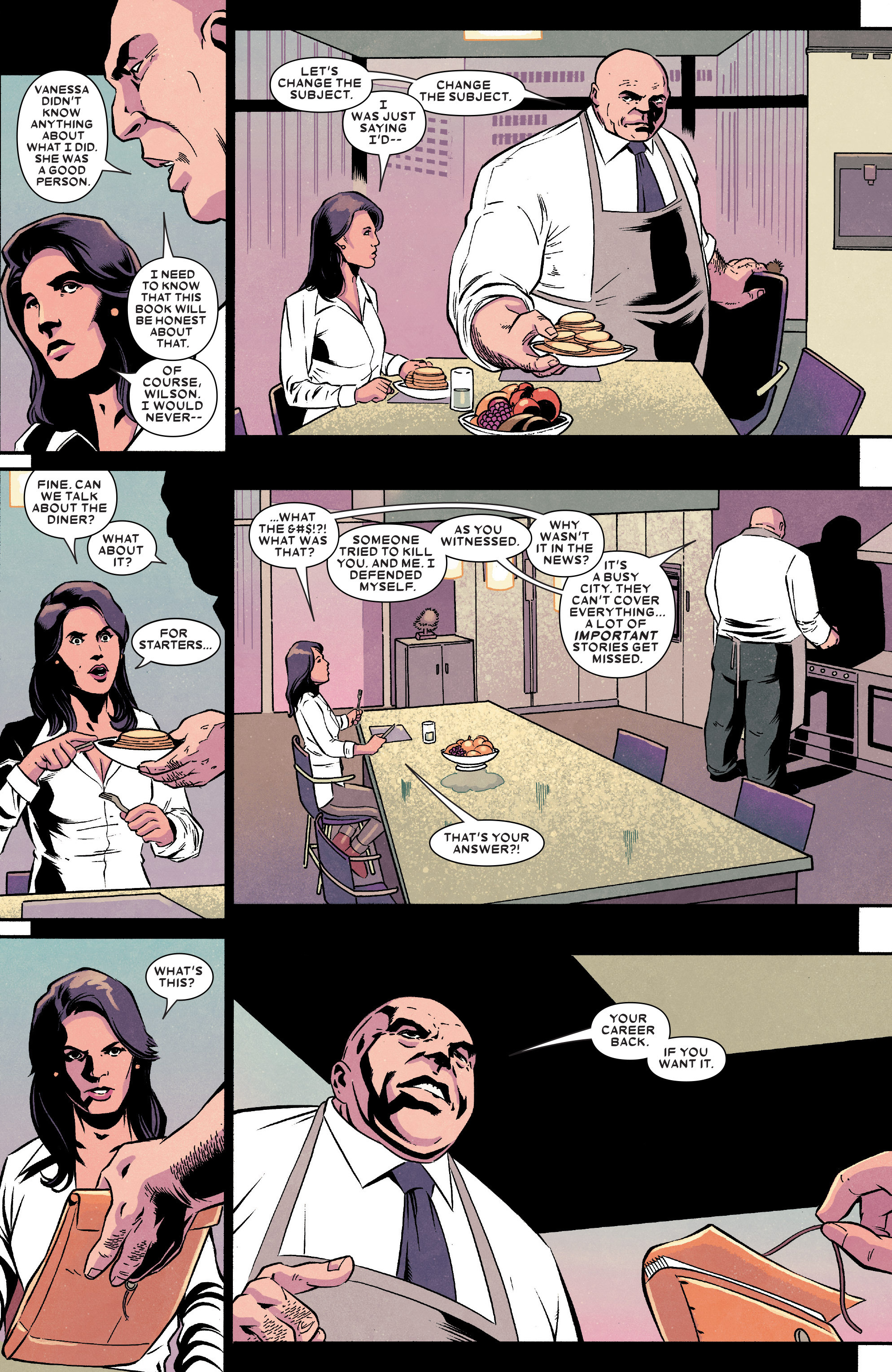 Read online Kingpin (2017) comic -  Issue #4 - 11