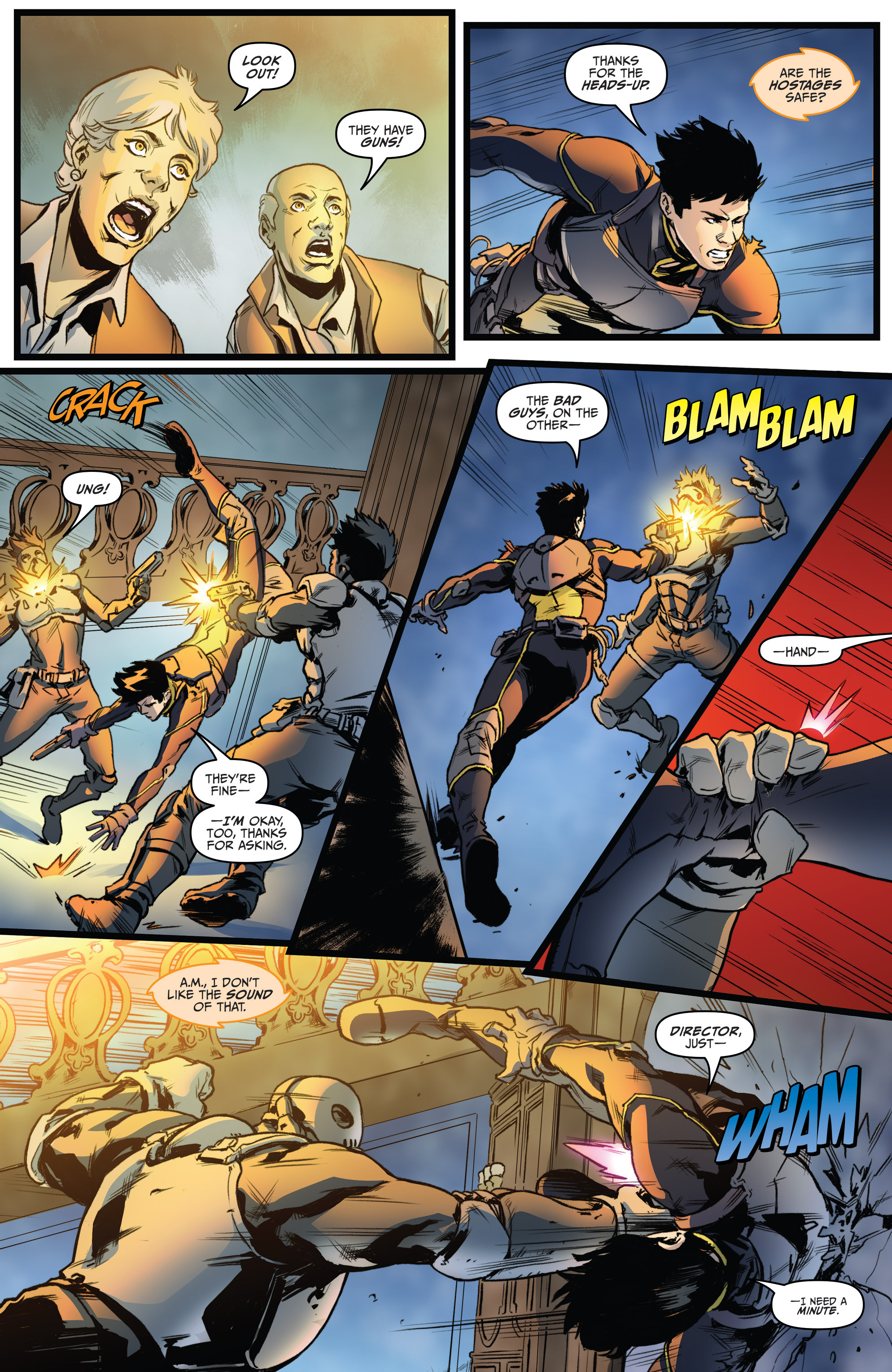Read online Action Man comic -  Issue #2 - 8