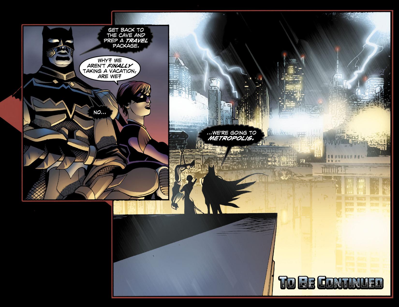 Read online Smallville: Season 11 comic -  Issue #13 - 22