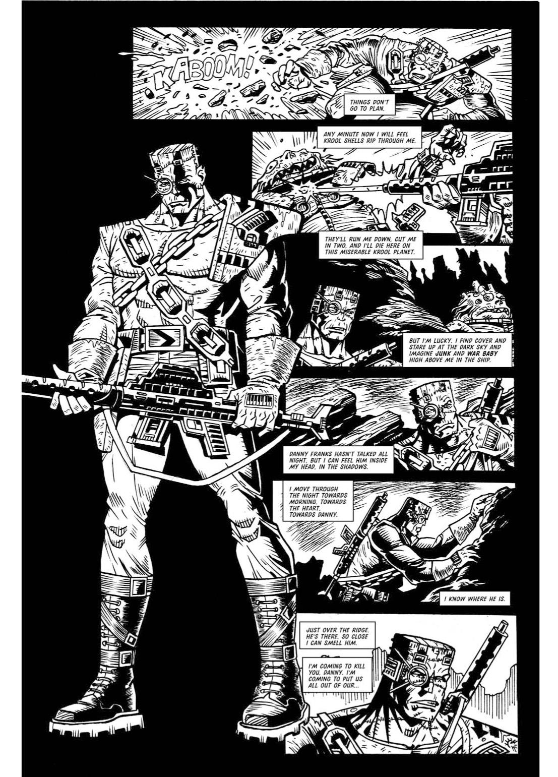 Read online The Complete Bad Company comic -  Issue # TPB - 346