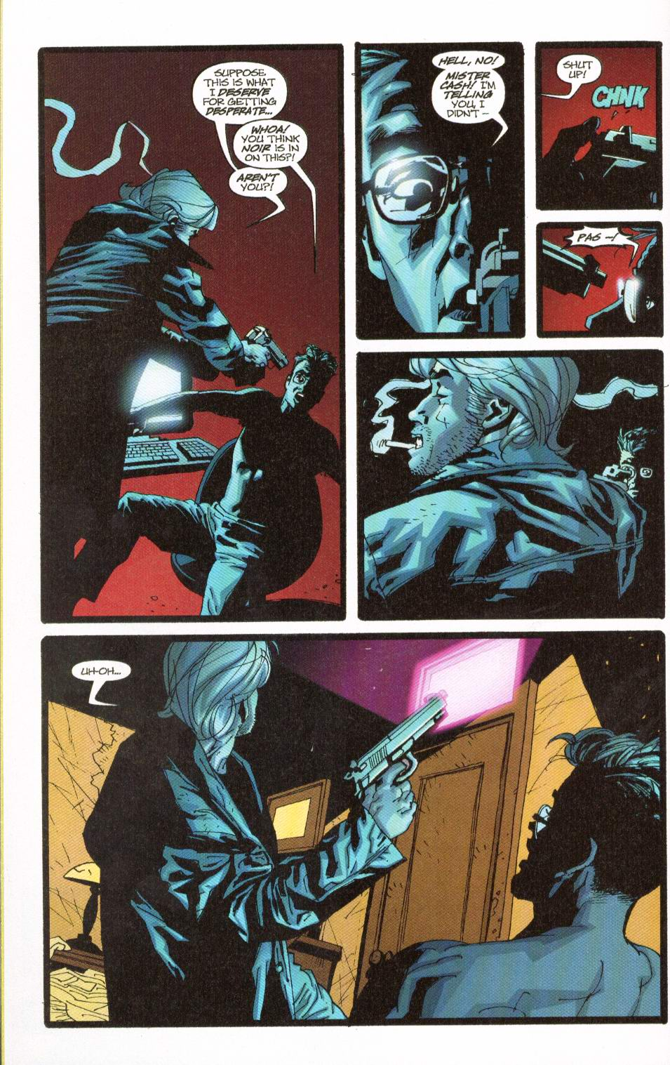 Wildcats (1999) Issue #8 #9 - English 17