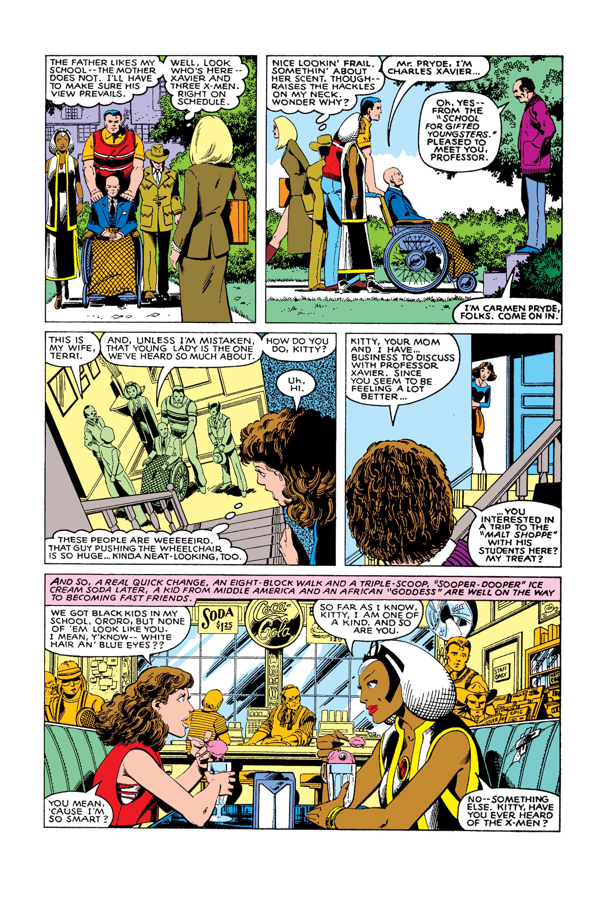 Read online Uncanny X-Men (1963) comic -  Issue #129 - 13