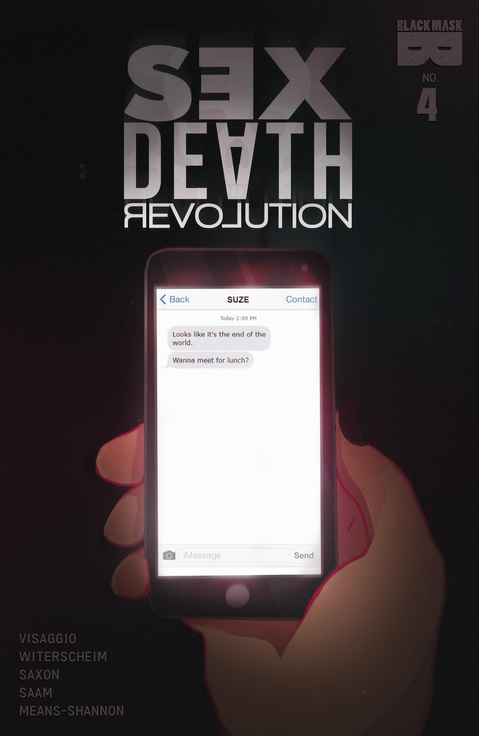 Sex Death Revolution 4 Page 1