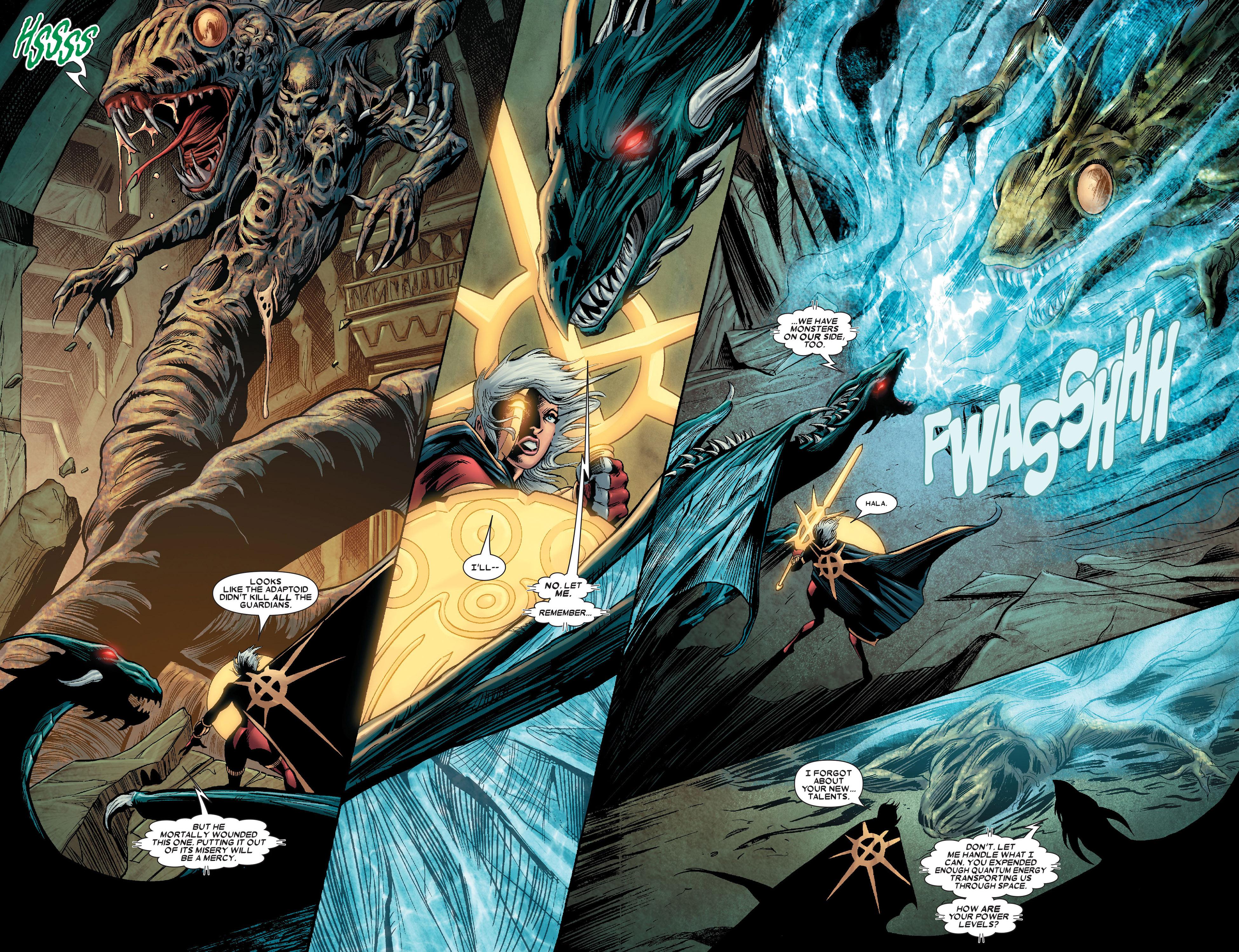 Read online Annihilation: Conquest - Quasar comic -  Issue #3 - 14