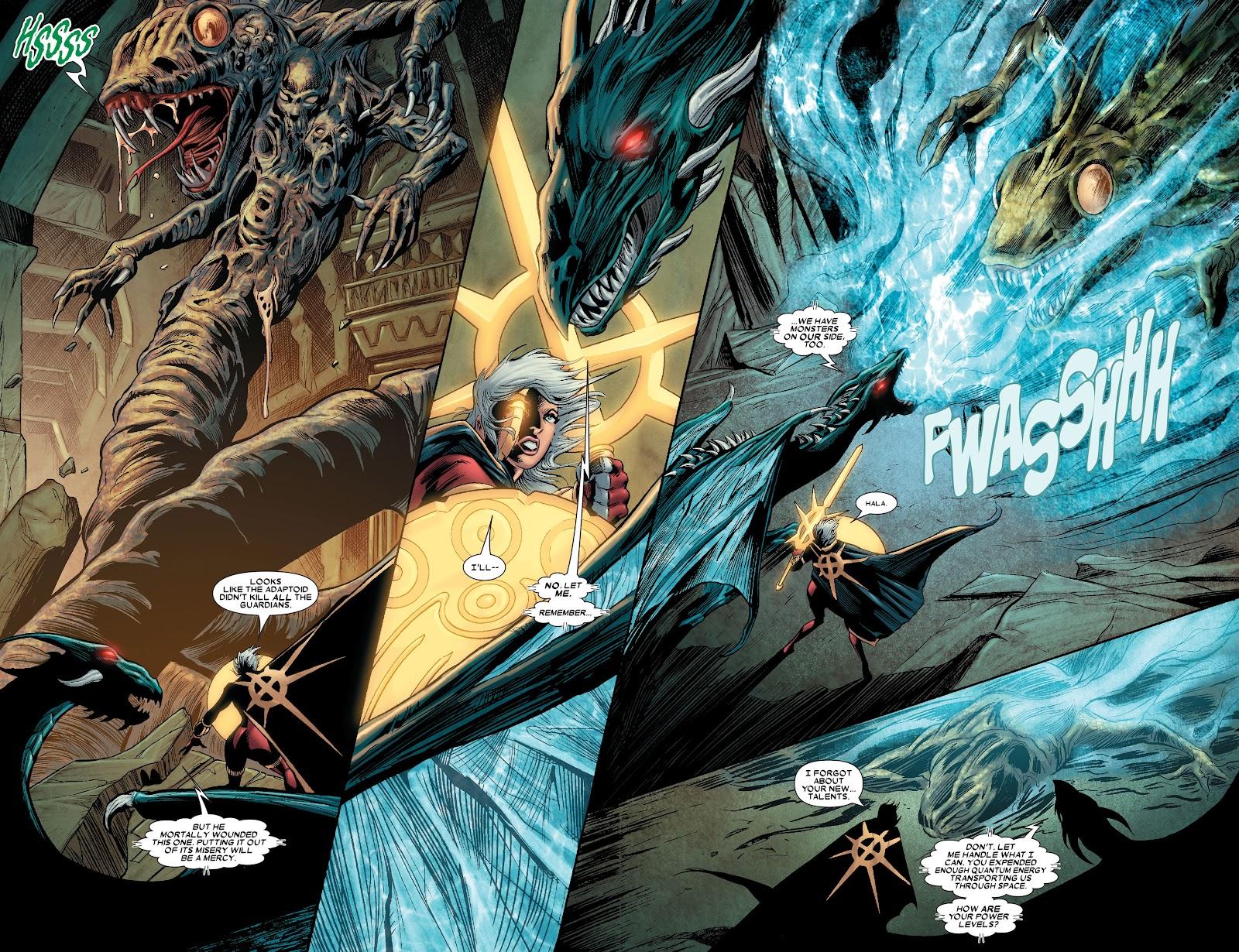 Annihilation: Conquest - Quasar issue 3 - Page 14