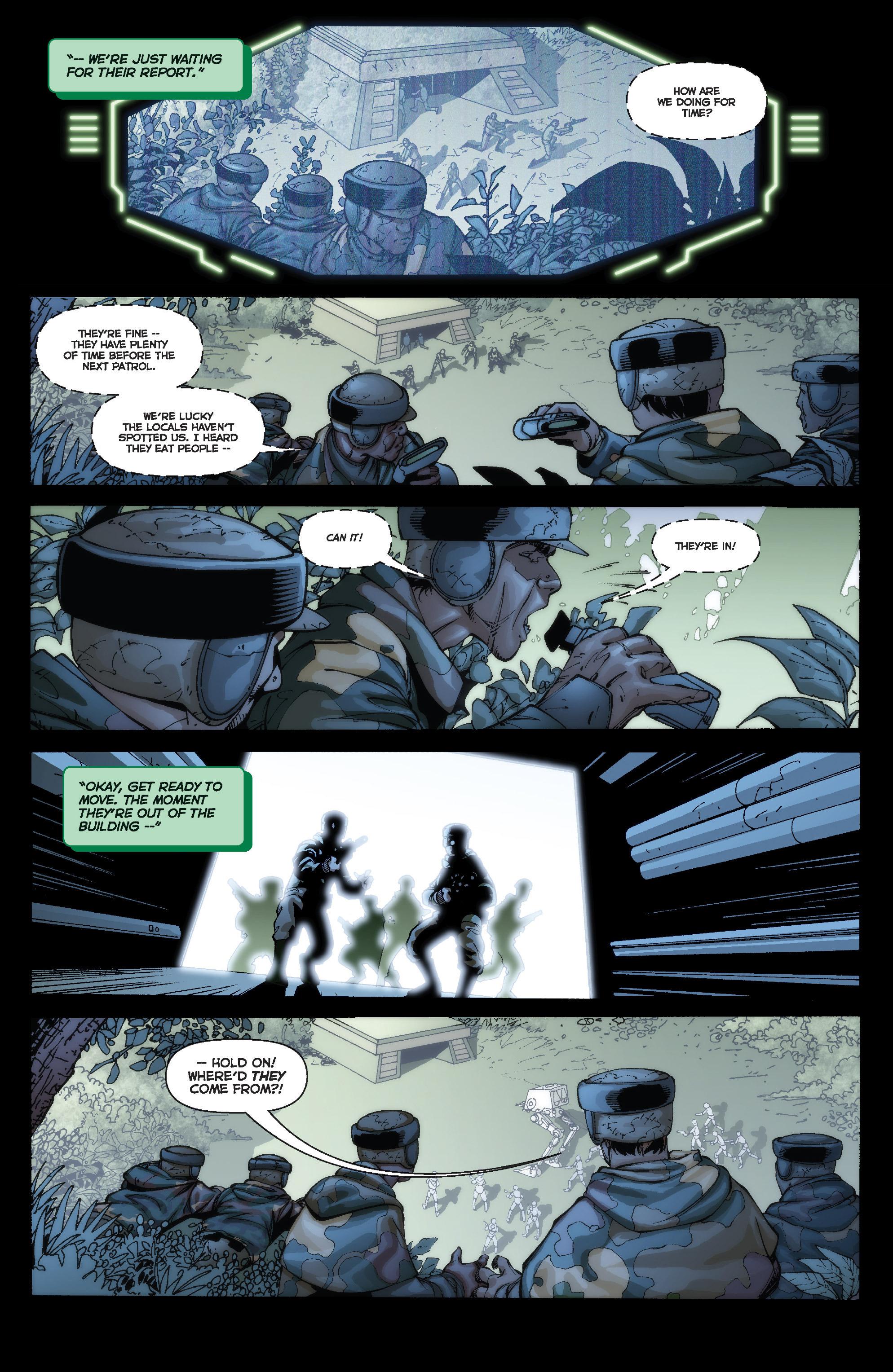 Read online Star Wars Omnibus comic -  Issue # Vol. 27 - 238