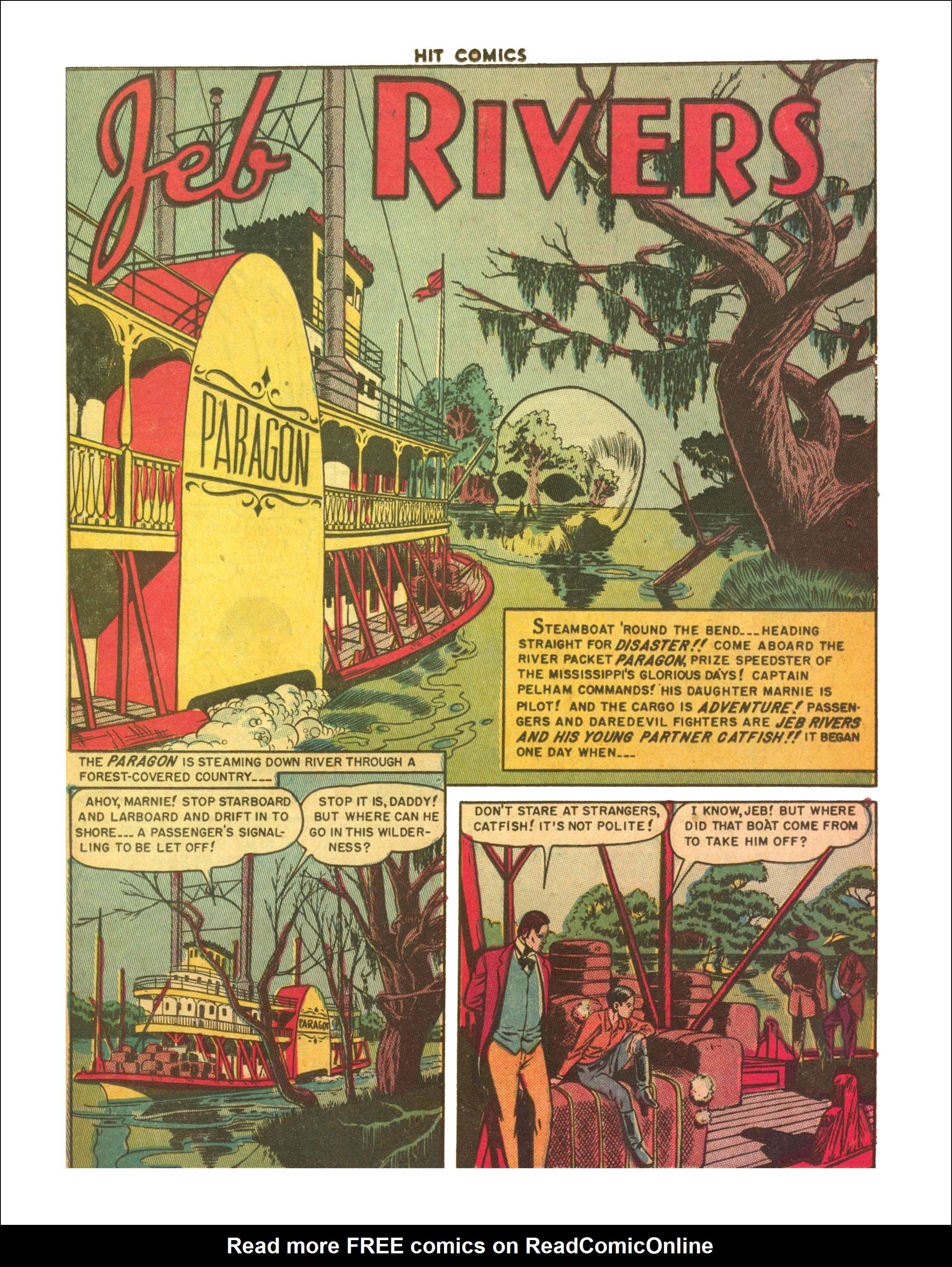 Read online Hit Comics comic -  Issue #65 - 3