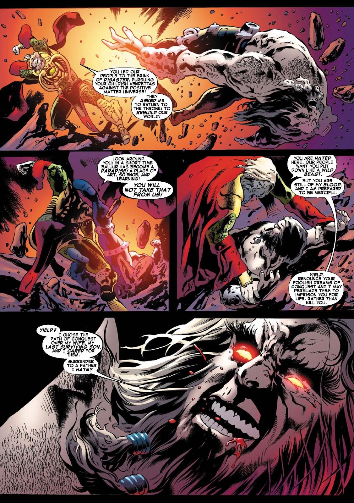 War of Kings: Warriors - Blastaar Issue #2 #2 - English 6