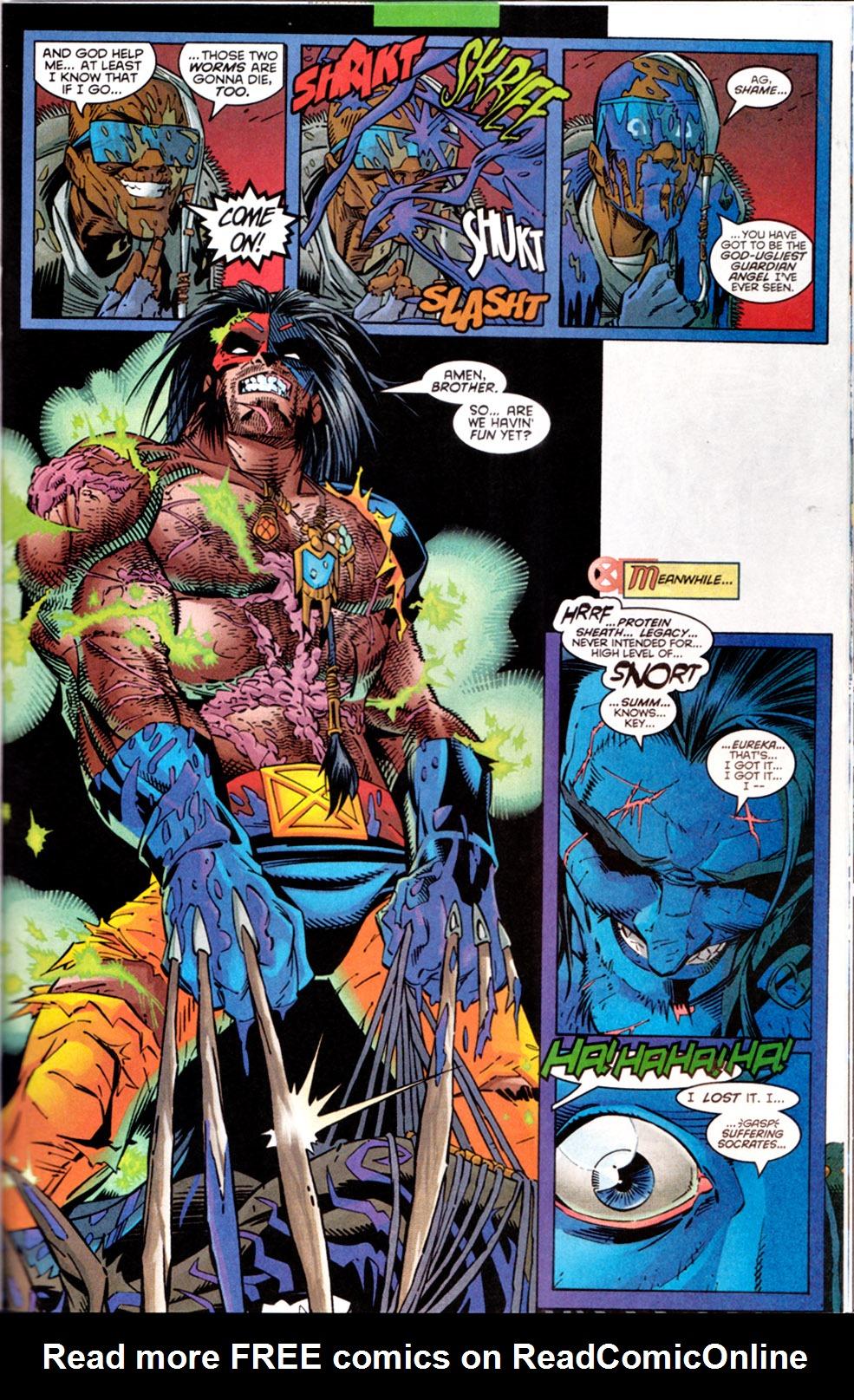 X-Men (1991) 75 Page 20