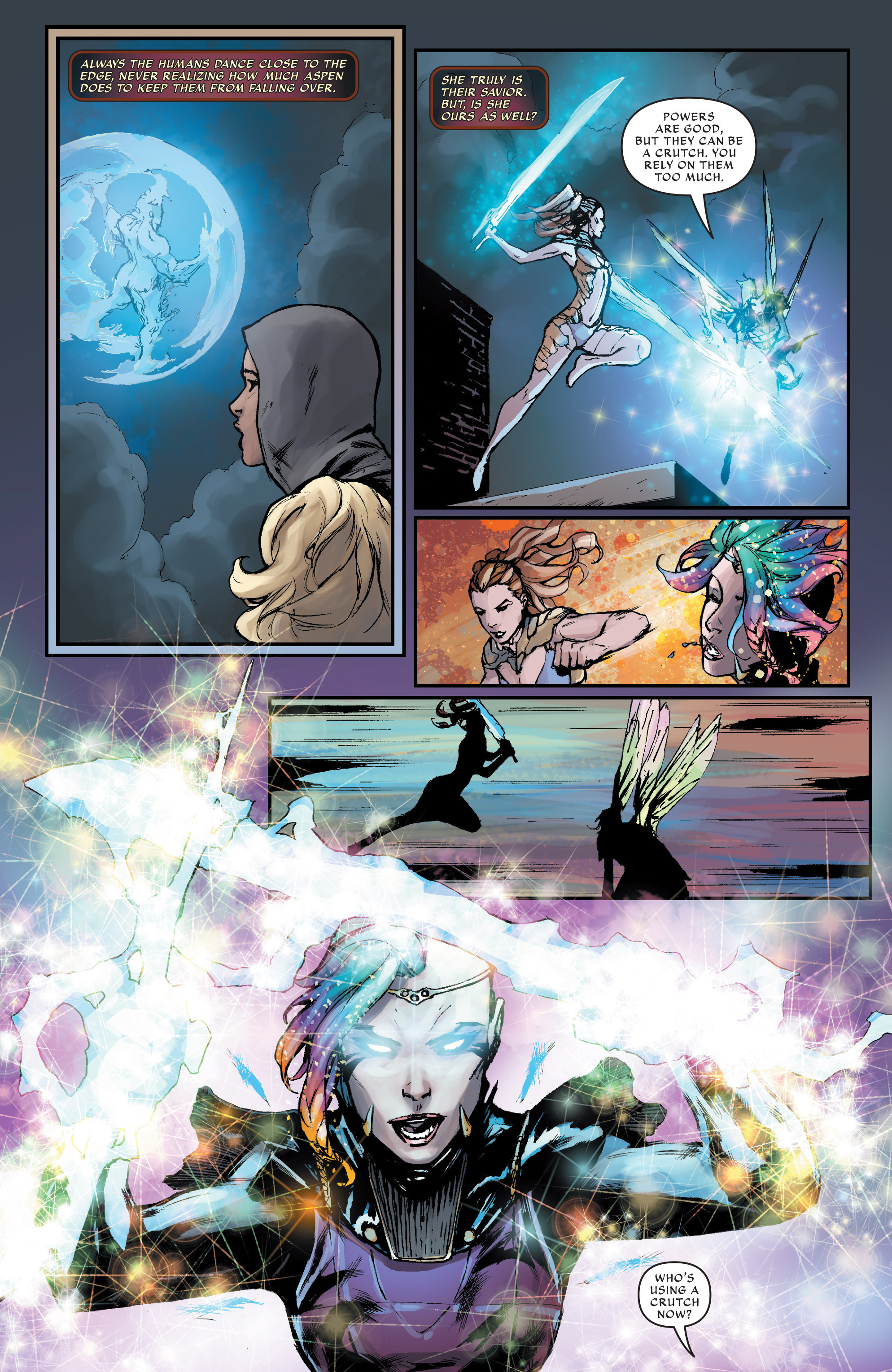 Read online Aspen Universe: Revelations comic -  Issue #3 - 20