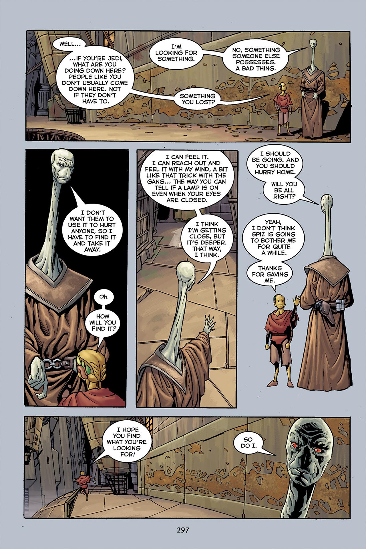 Read online Star Wars Omnibus comic -  Issue # Vol. 10 - 293
