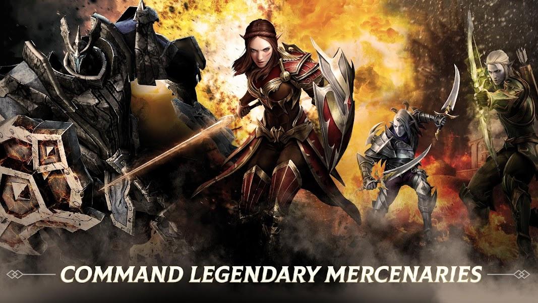 Lineage II: Dark Legacy Screenshot 01