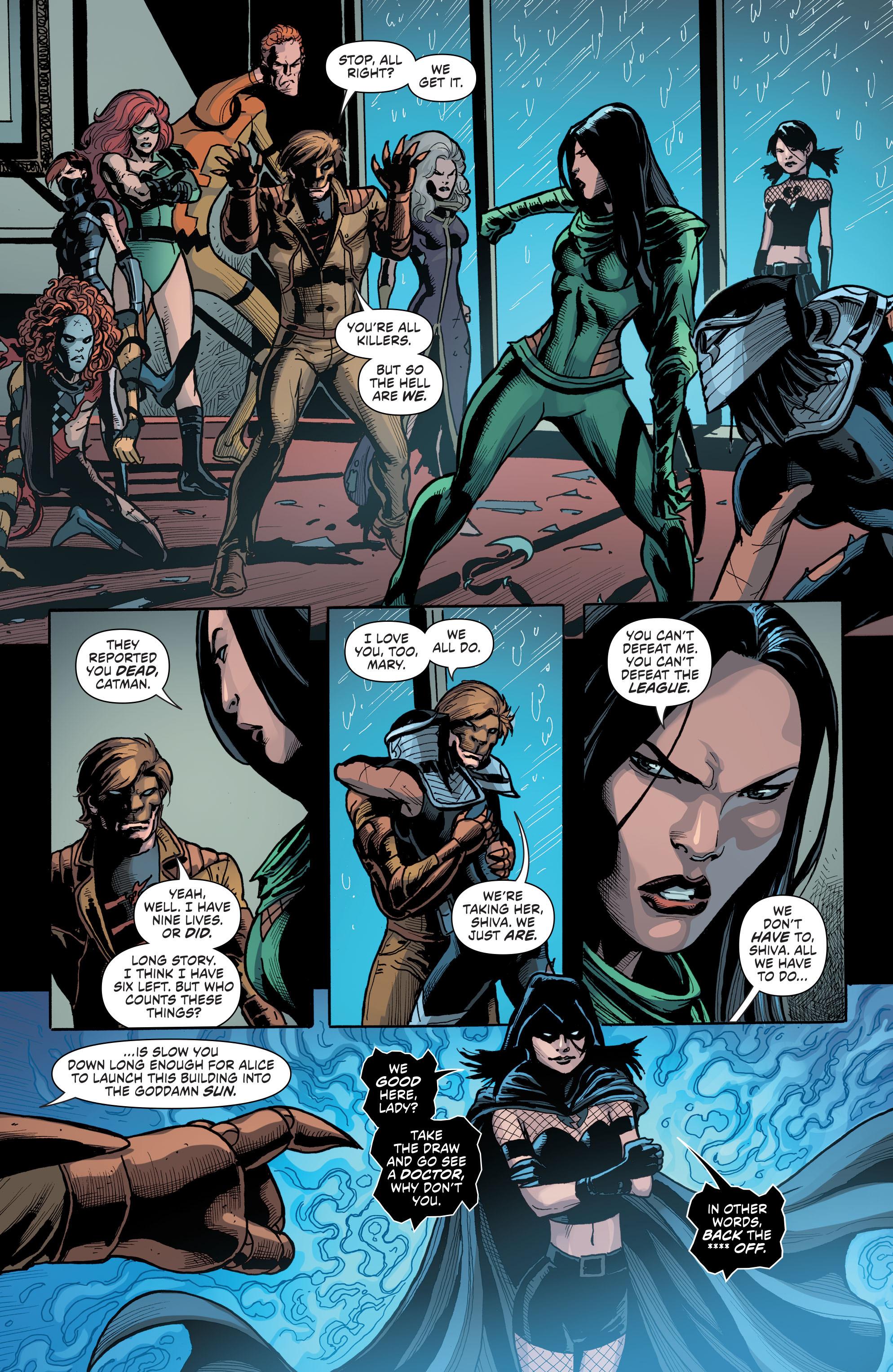 Read online Secret Six (2015) comic -  Issue #14 - 20