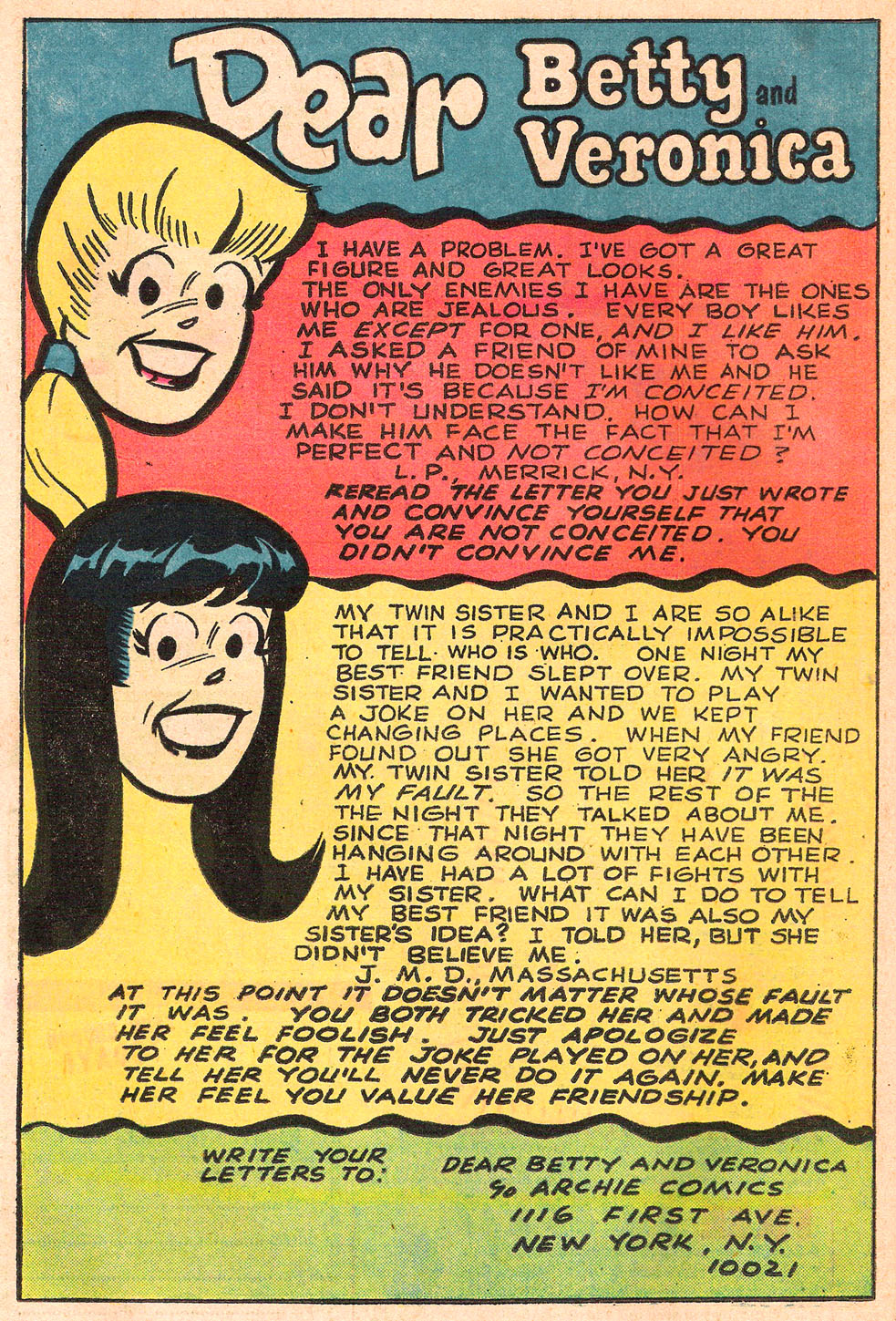 Read online Archie's Girls Betty and Veronica comic -  Issue #242 - 26
