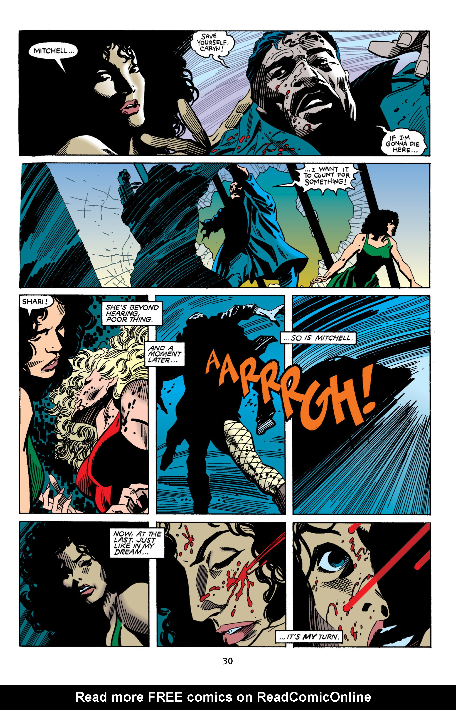 Read online Aliens vs. Predator Omnibus comic -  Issue # _TPB 2 Part 1 - 30