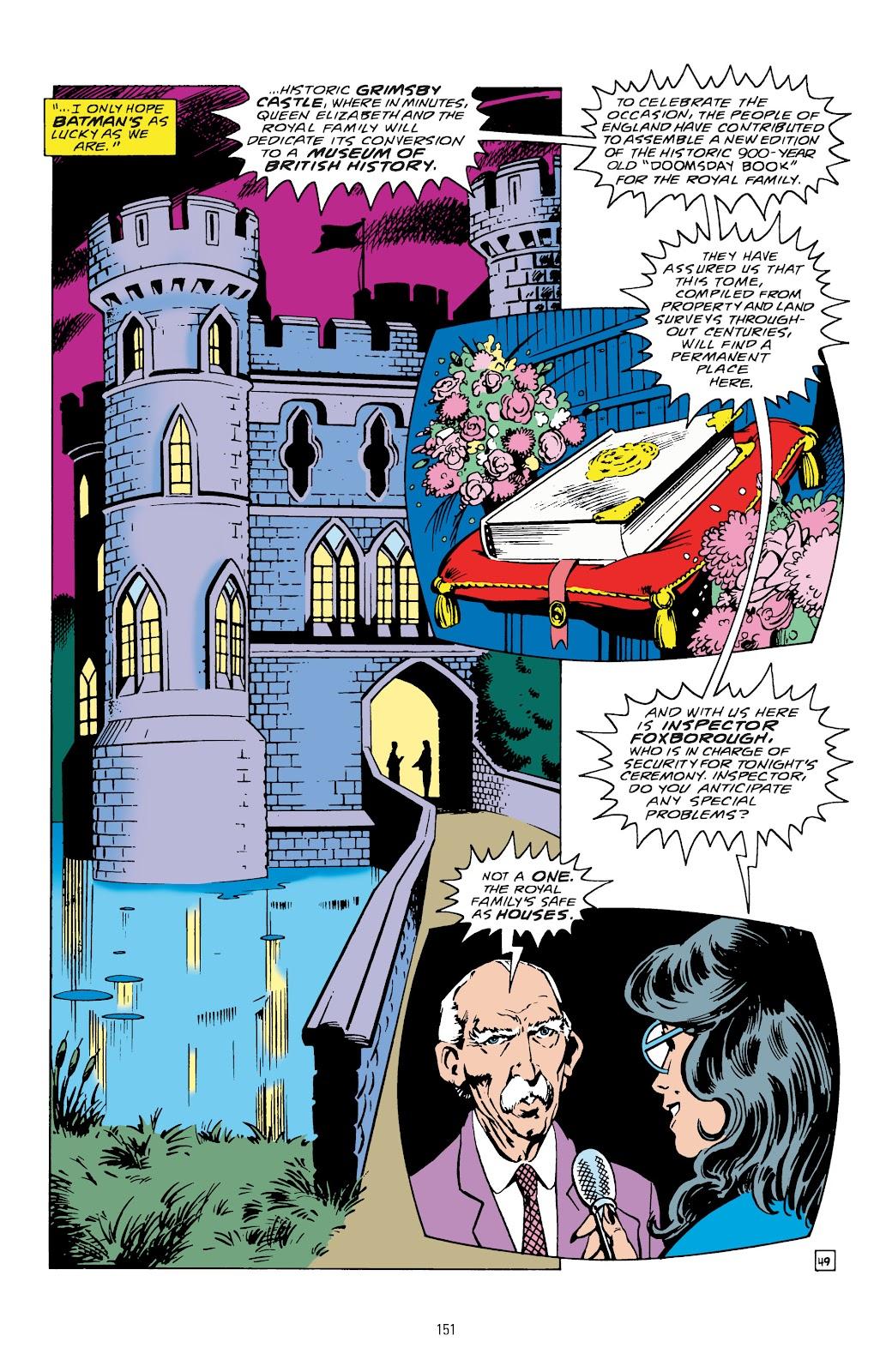 Read online Detective Comics (1937) comic -  Issue # _TPB Batman - The Dark Knight Detective 1 (Part 2) - 51