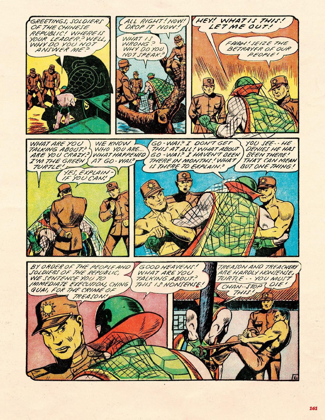 Read online Super Weird Heroes comic -  Issue # TPB 1 (Part 2) - 61