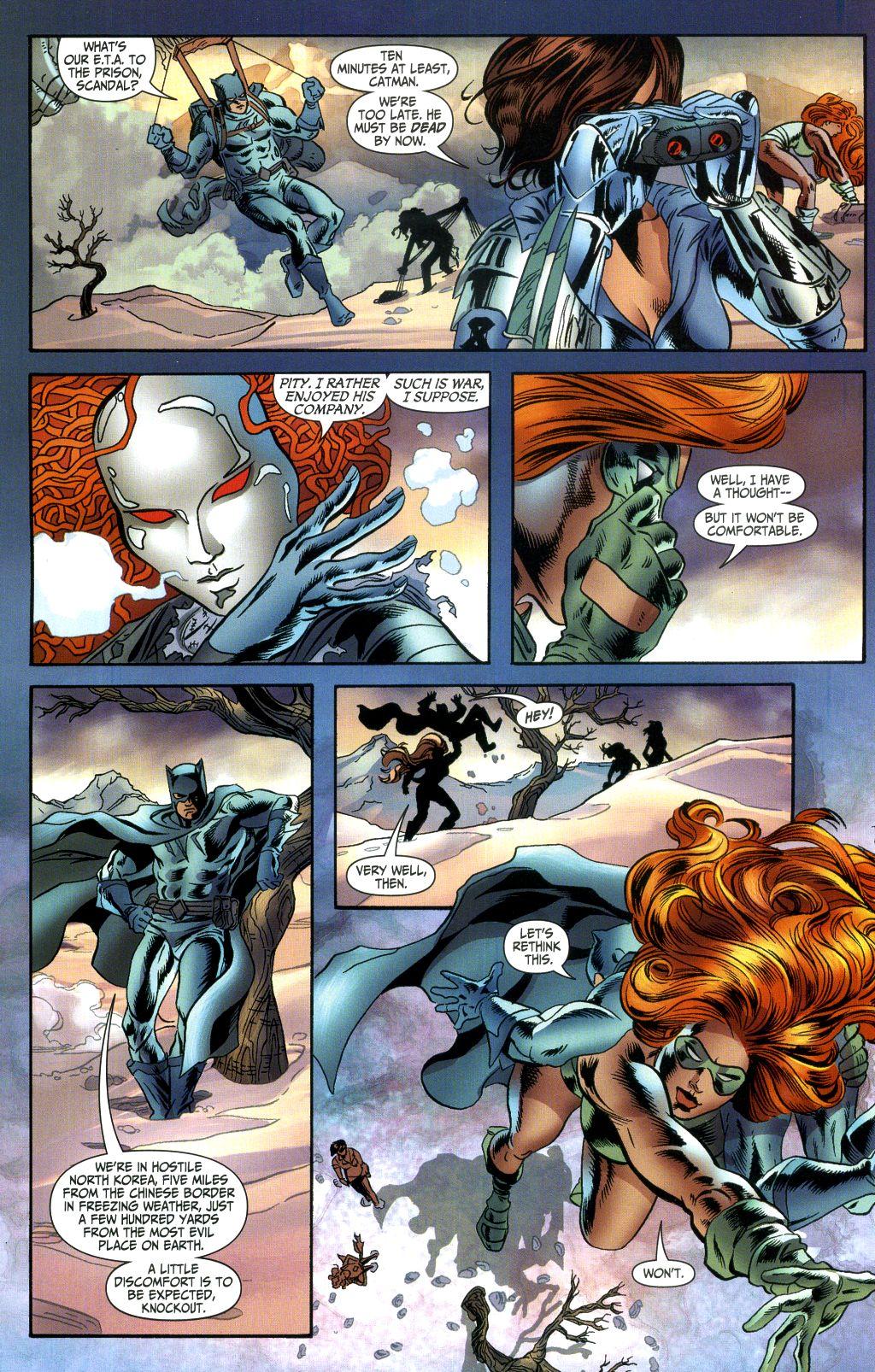 Read online Secret Six (2006) comic -  Issue #1 - 7