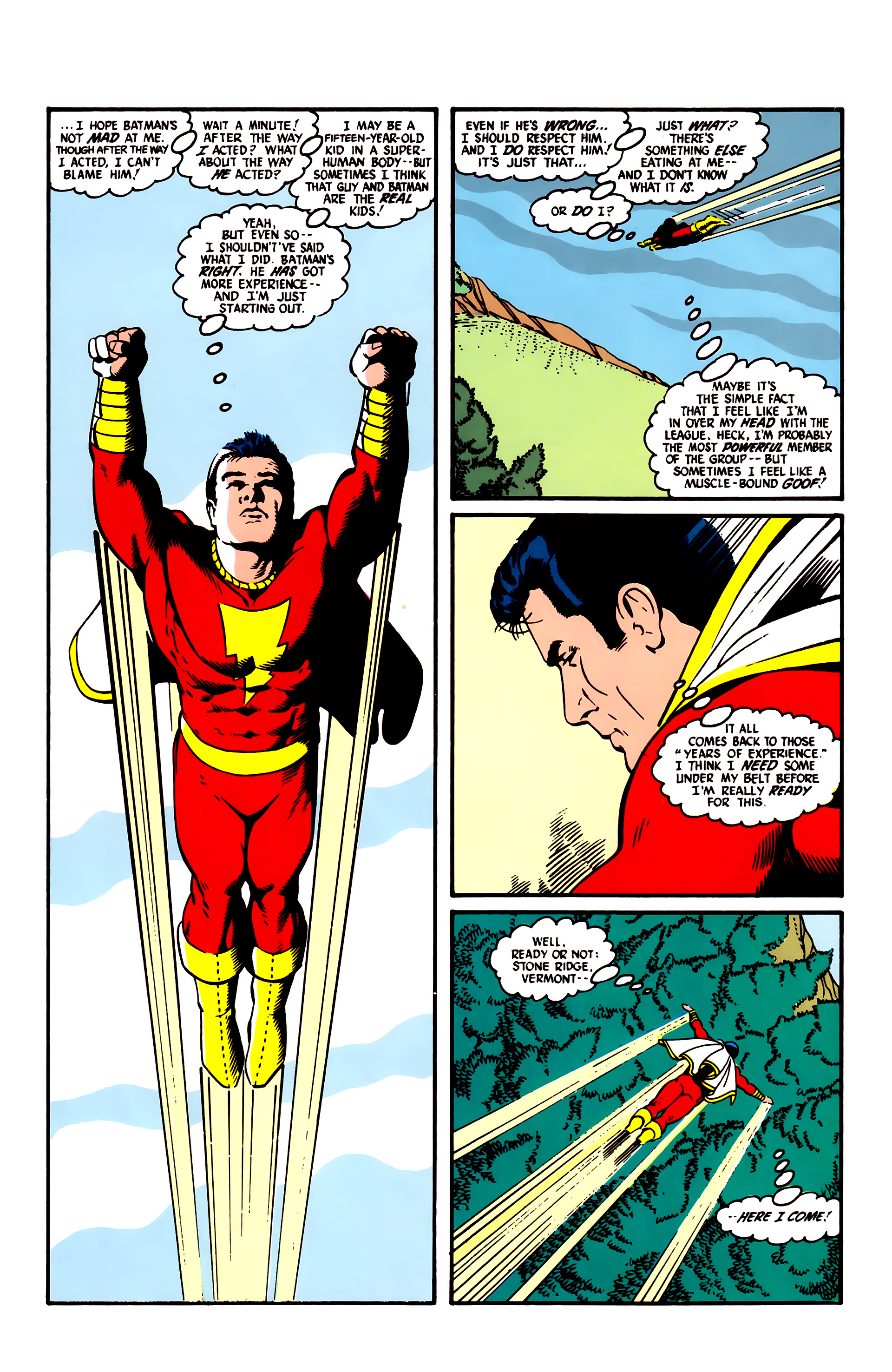 Read online Justice League (1987) comic -  Issue #5 - 18