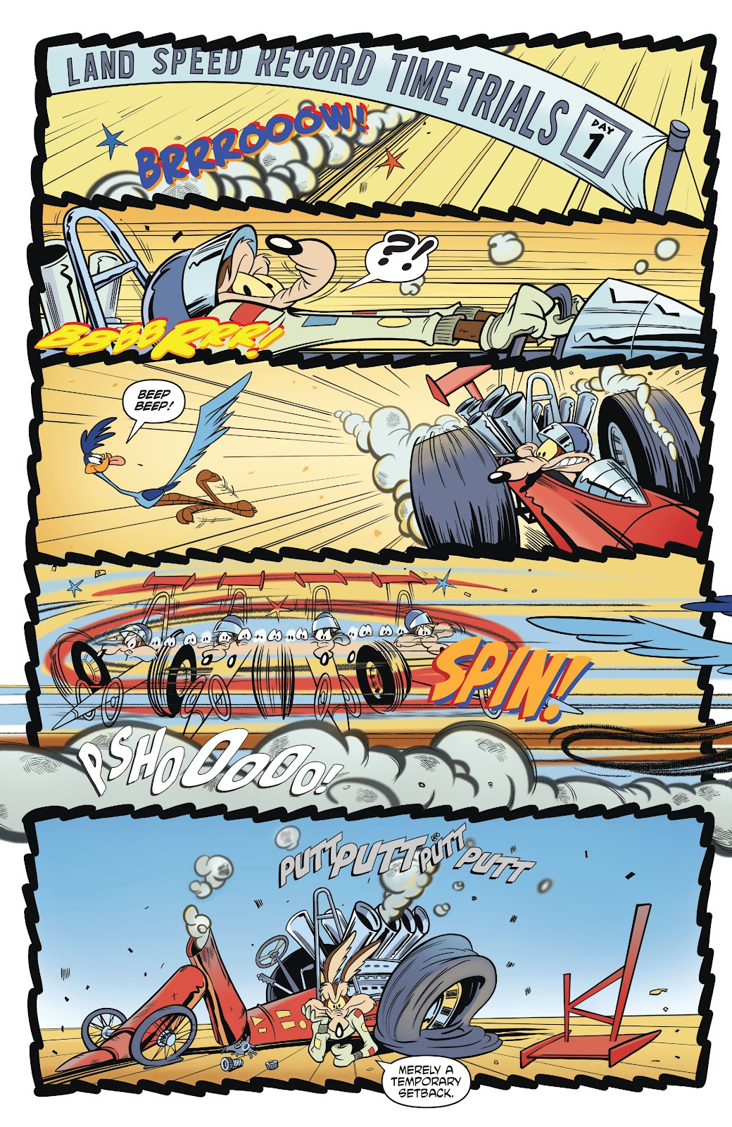Looney Tunes (1994) issue 255 - Page 4