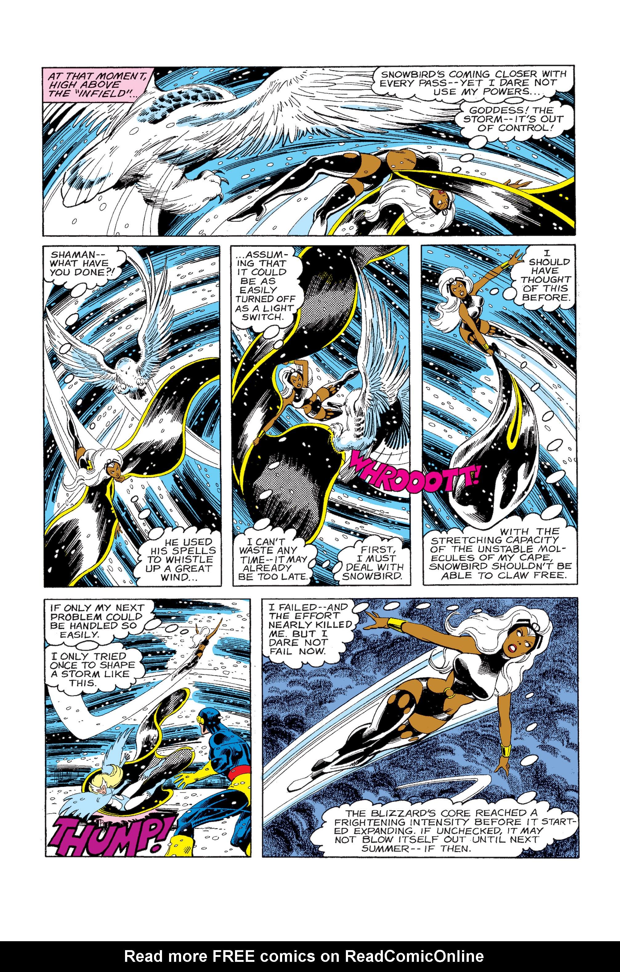 Uncanny X-Men (1963) 121 Page 13