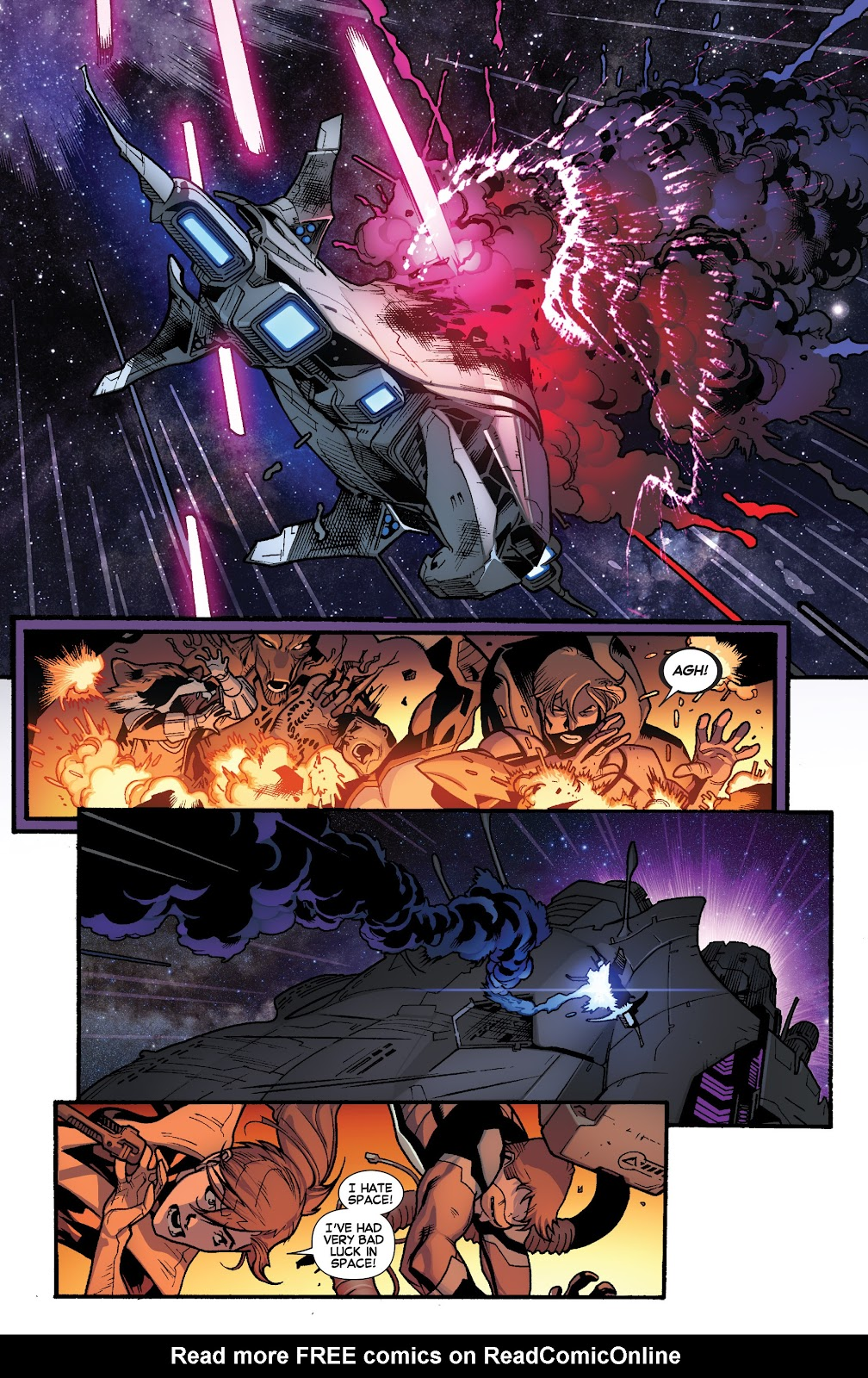 Guardians of the Galaxy/All-New X-Men: The Trial of Jean Grey issue TPB - Page 53