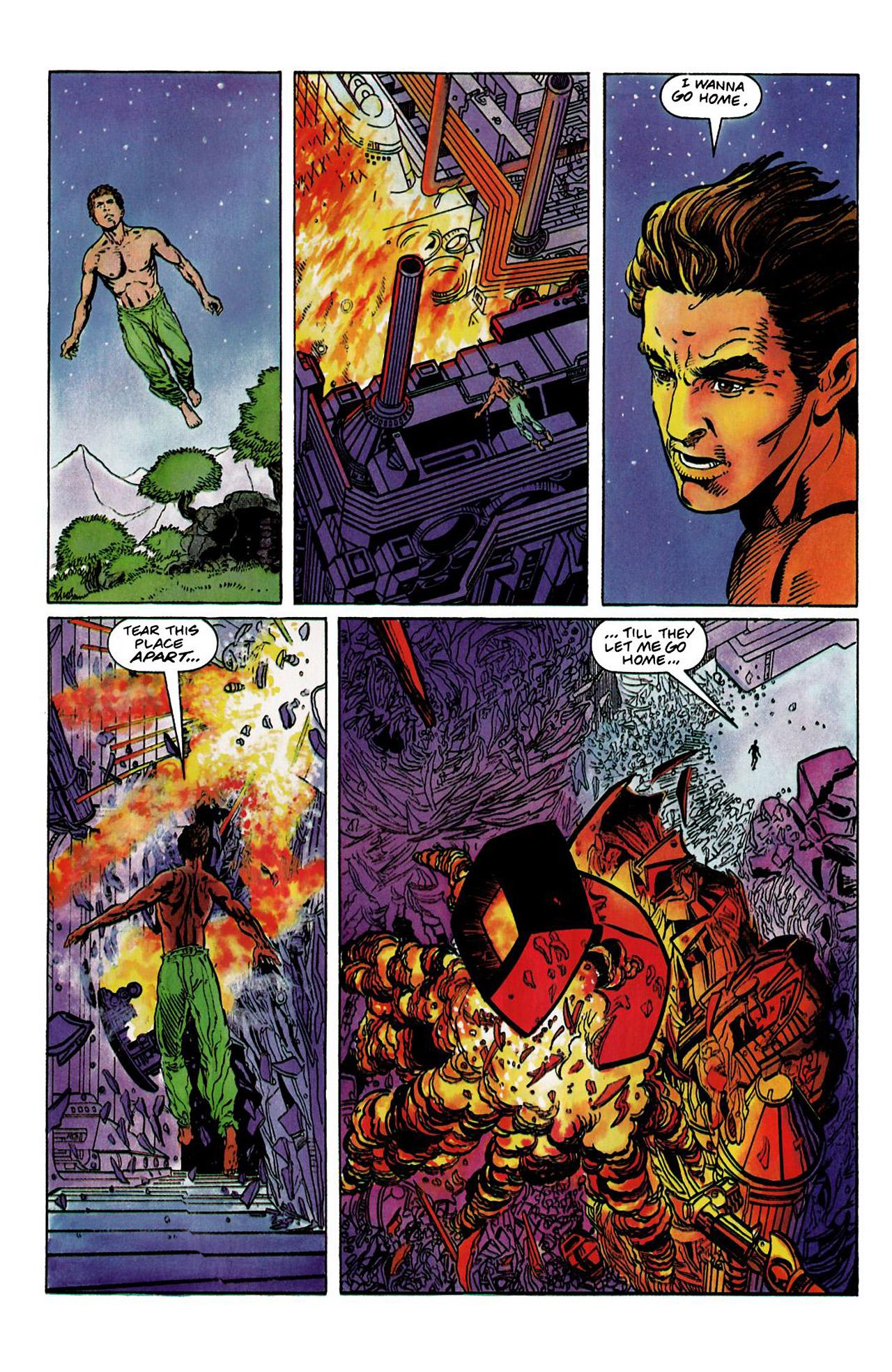 Read online Harbinger (1992) comic -  Issue #8 - 20