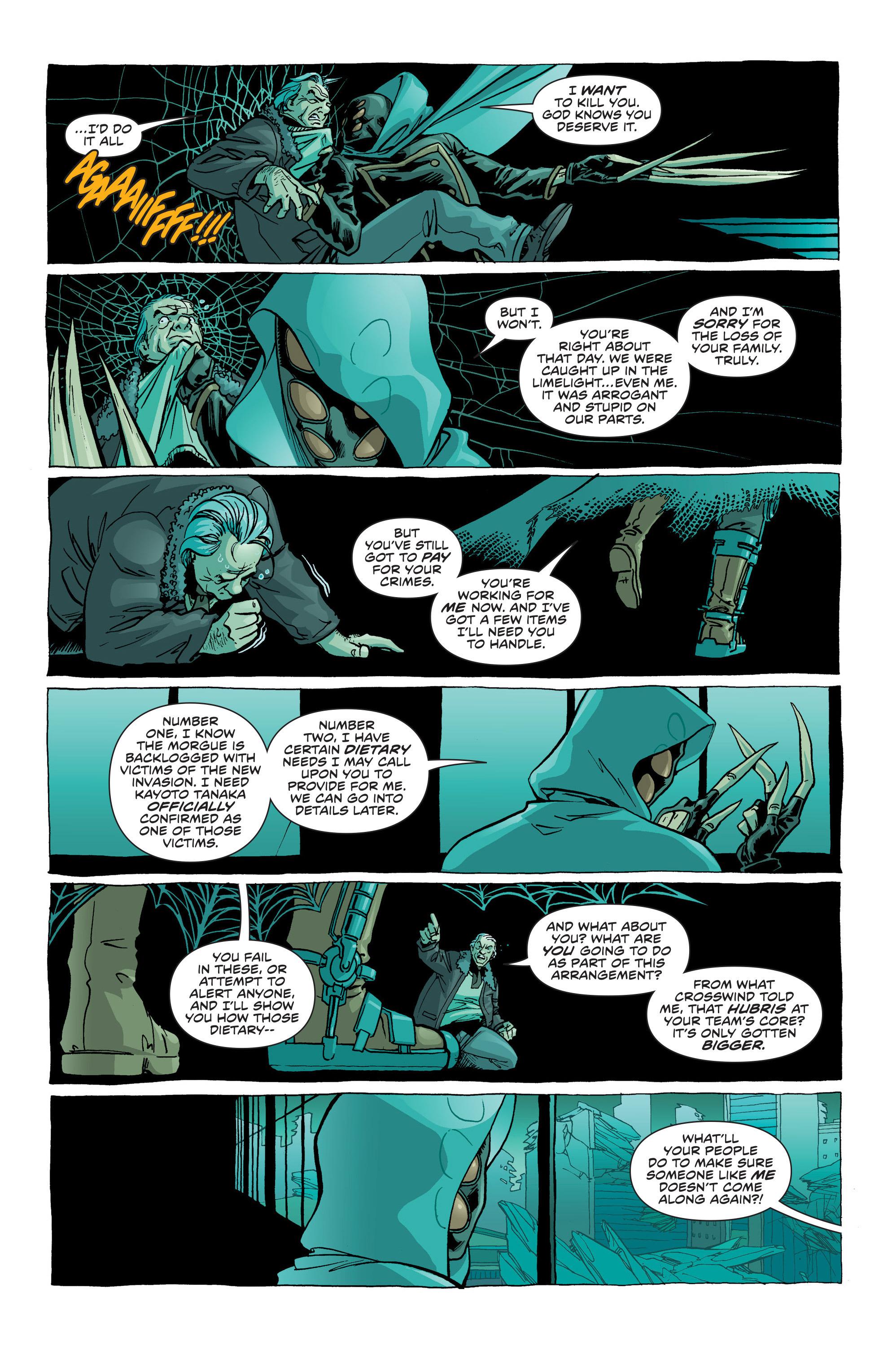 Read online Secret Identities comic -  Issue # _TPB - 170