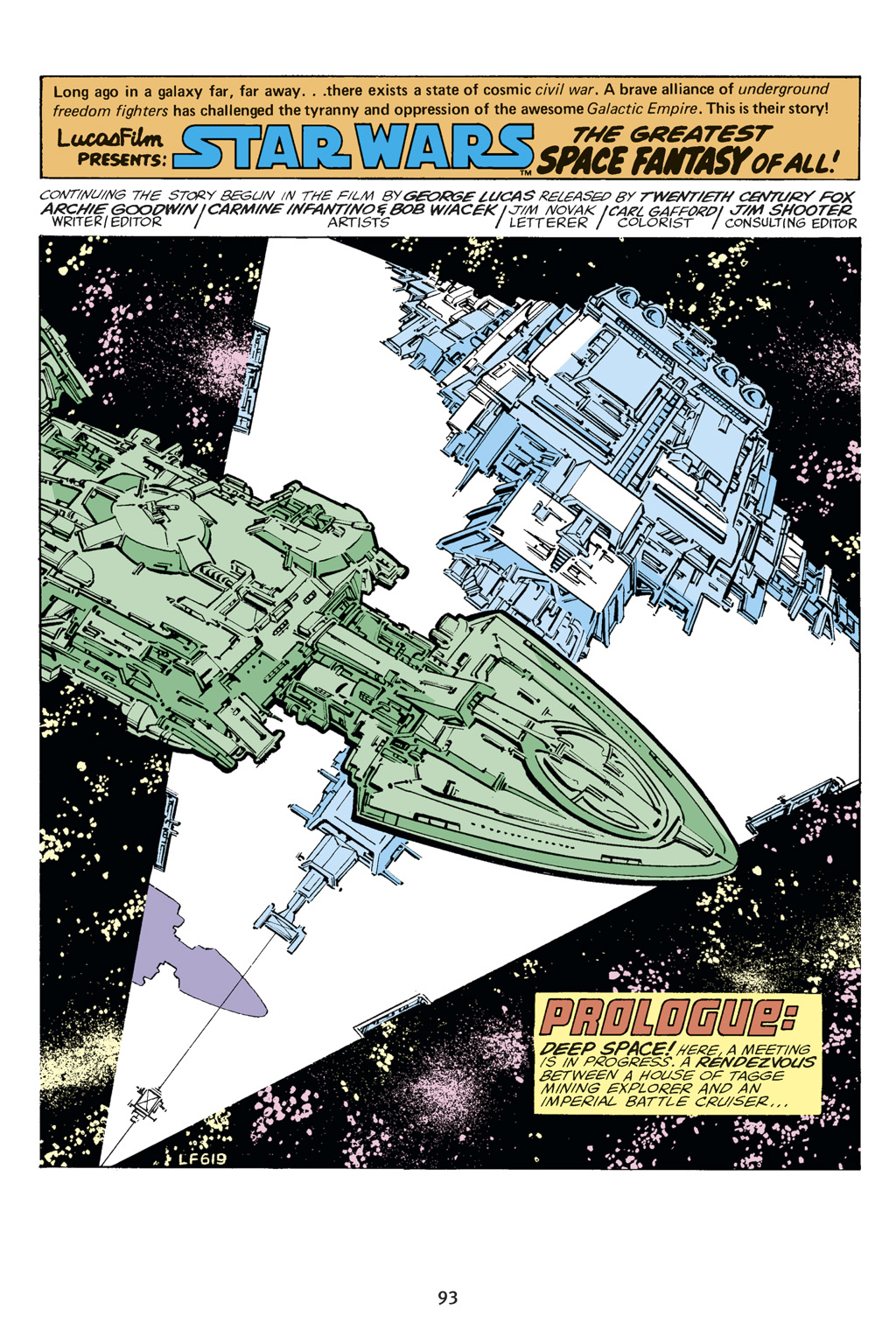 Read online Star Wars Omnibus comic -  Issue # Vol. 14 - 93