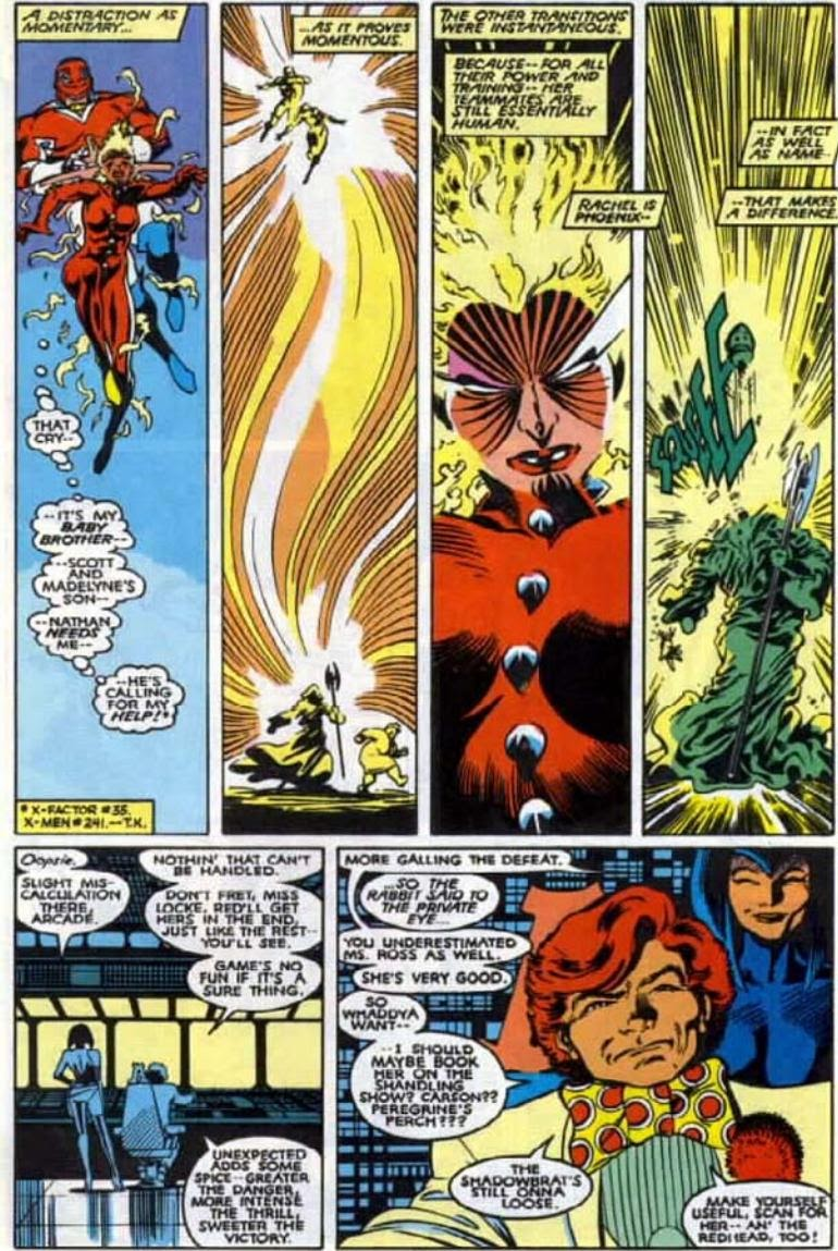 Excalibur (1988) issue 4 - Page 22