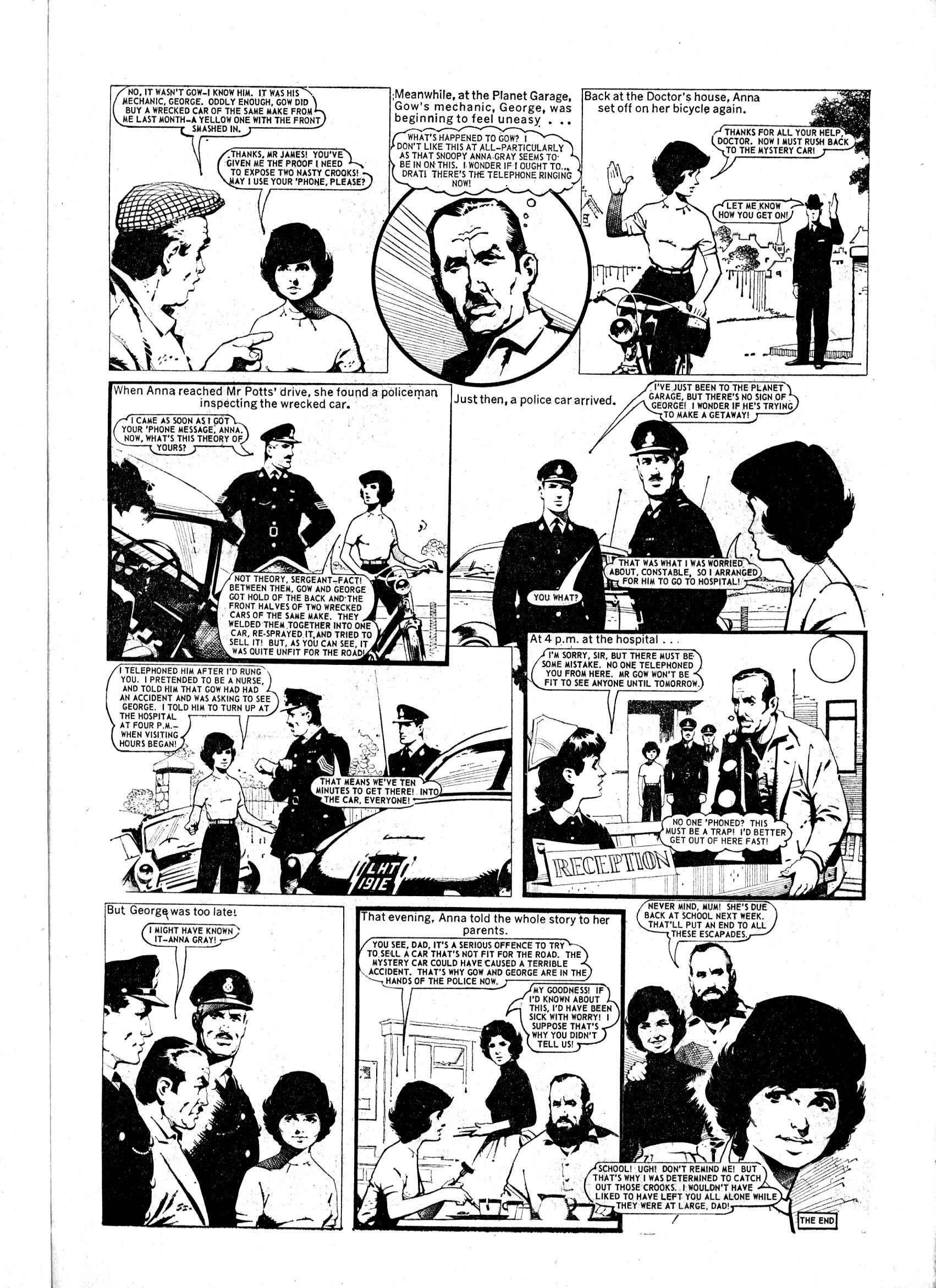Read online Judy comic -  Issue #382 - 29
