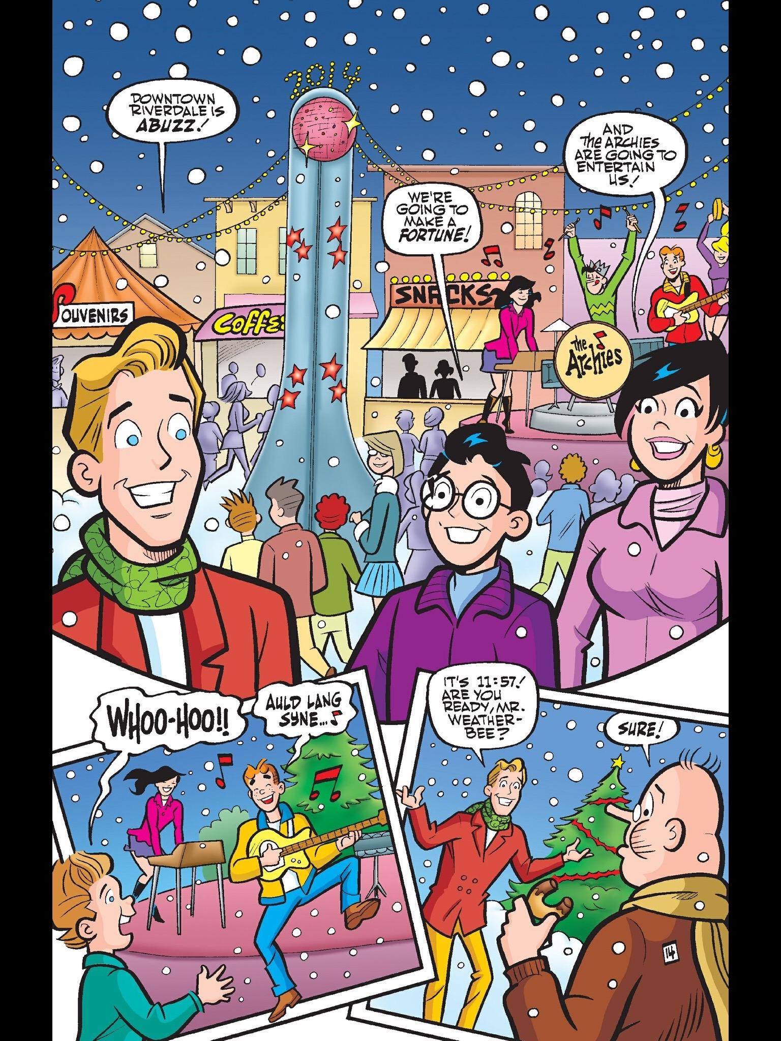 Read online Kevin Keller comic -  Issue #12 - 15