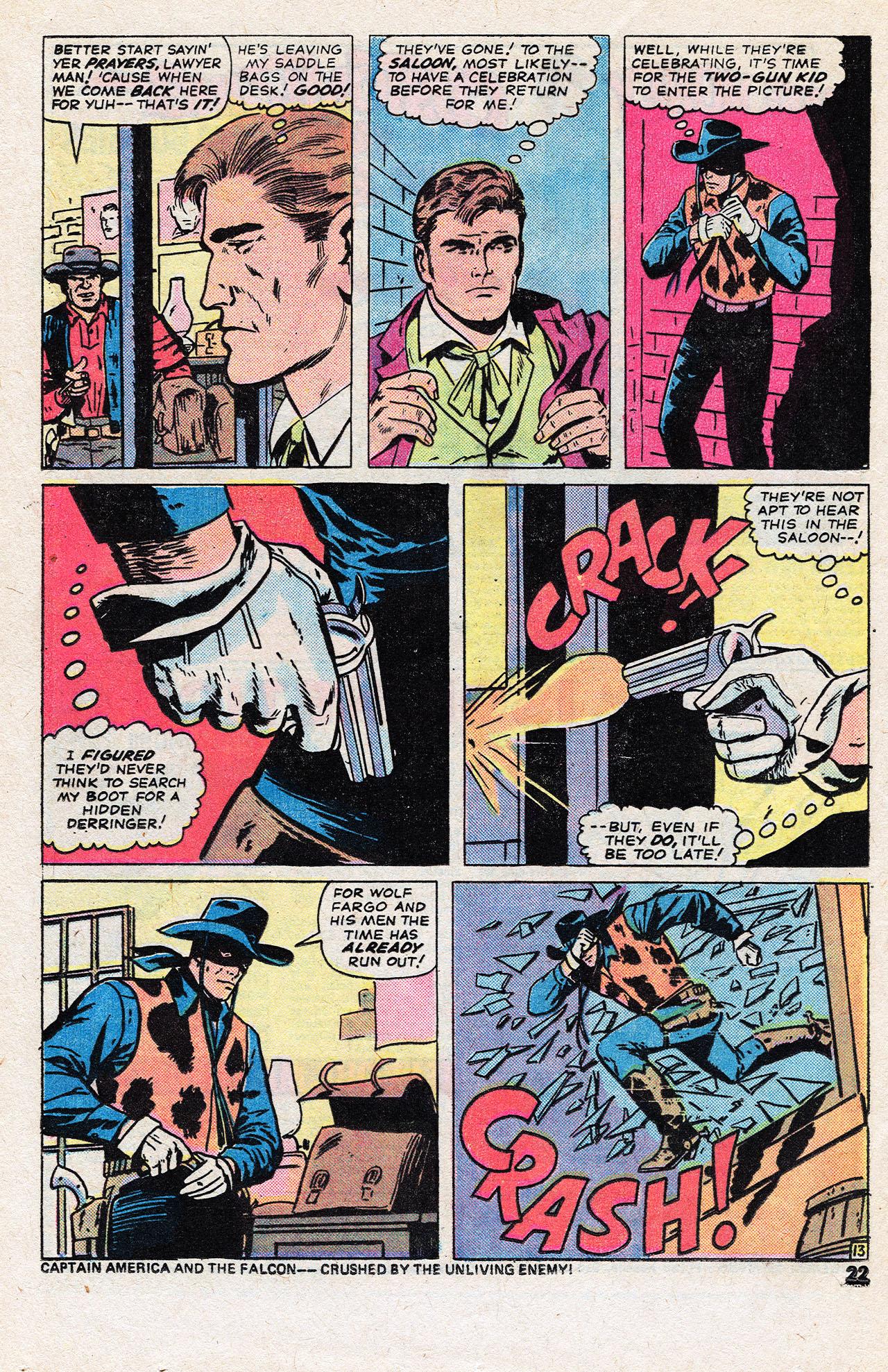 Read online Two-Gun Kid comic -  Issue #134 - 24