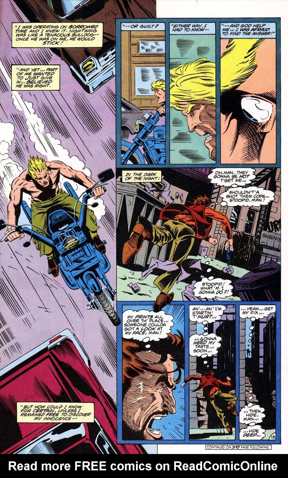 Vigilante (1983) issue 21 - Page 16