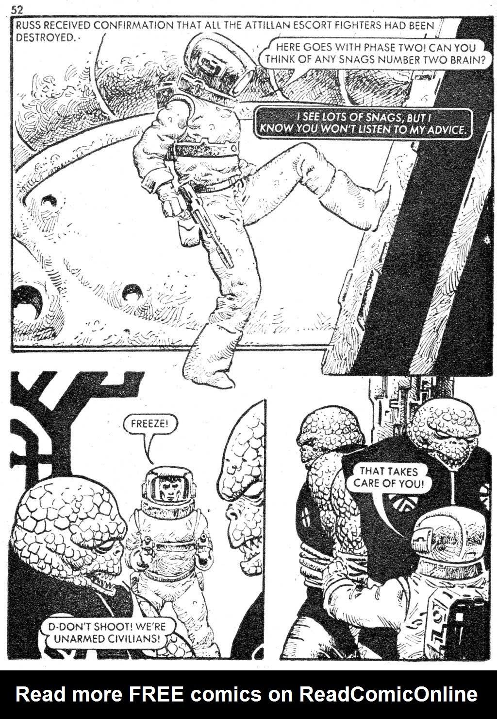 Starblazer issue 87 - Page 52